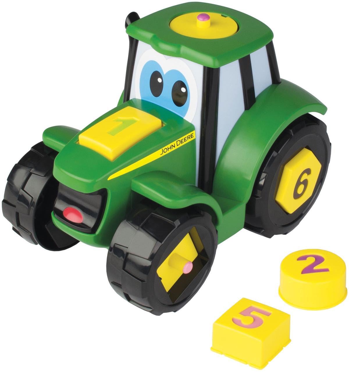 John Deere Johnny Tractor Leg og Lær