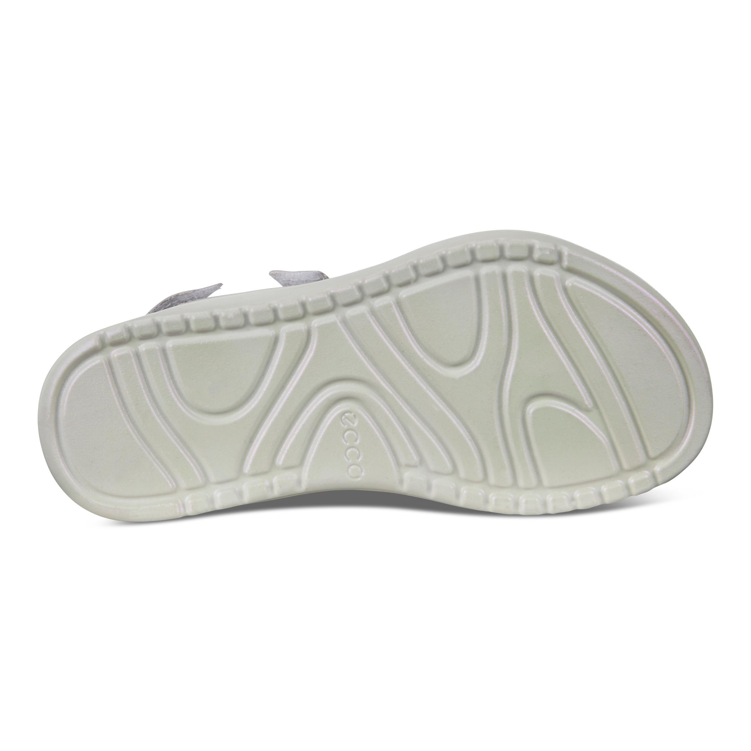Ecco Flora sandal, metallic, 30