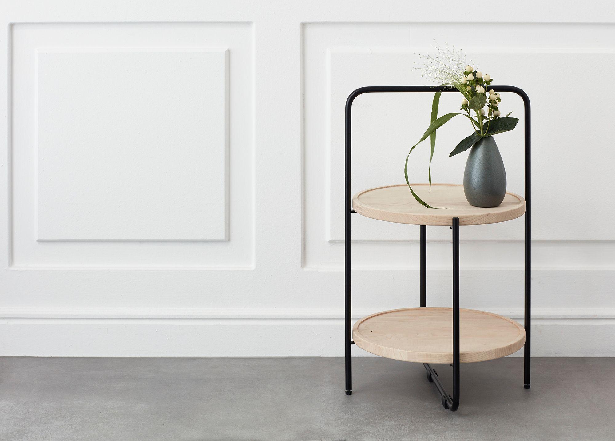 Andersen Furniture Bakkebord, Ø36, træ
