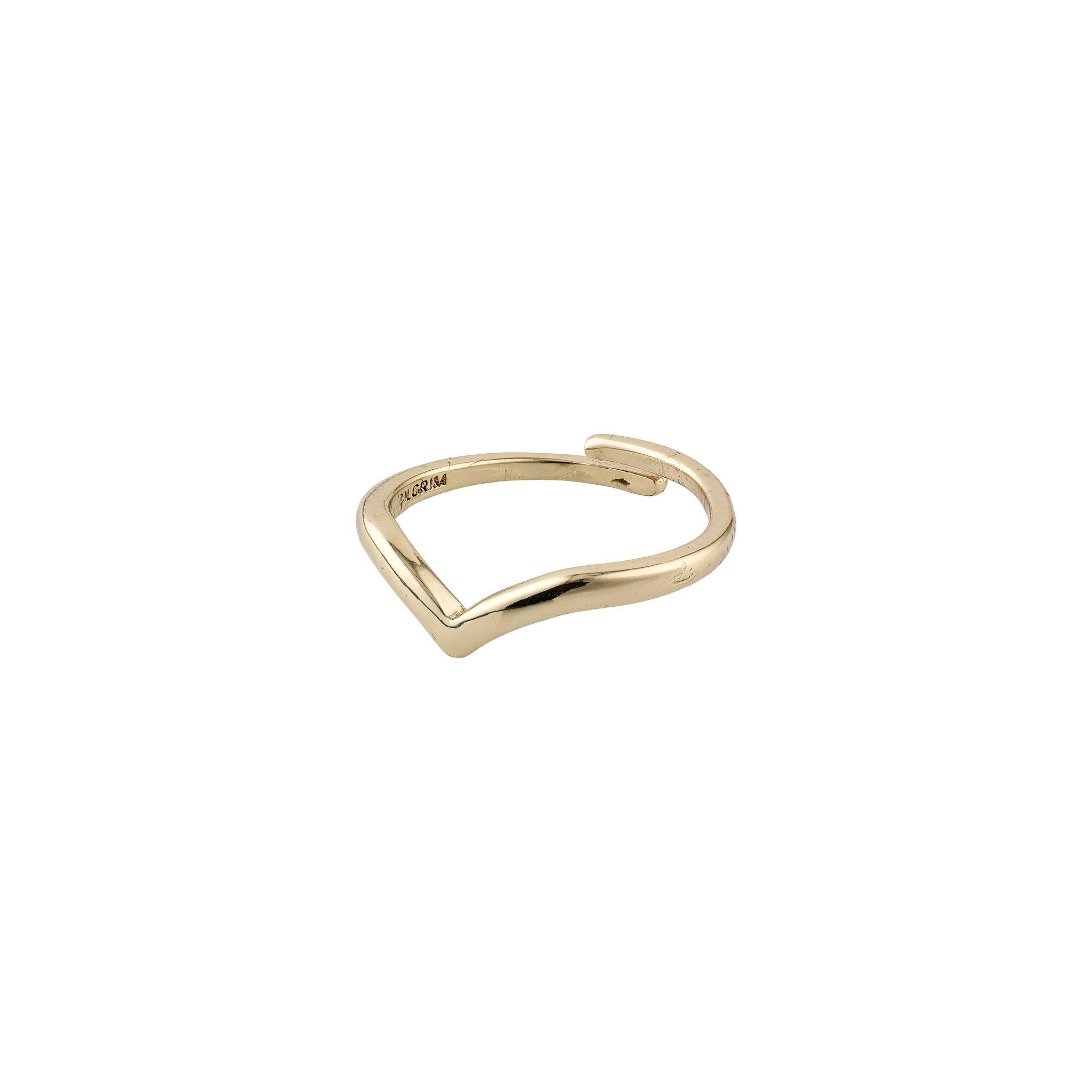 Pilgrim Lulu 1 ring, guld