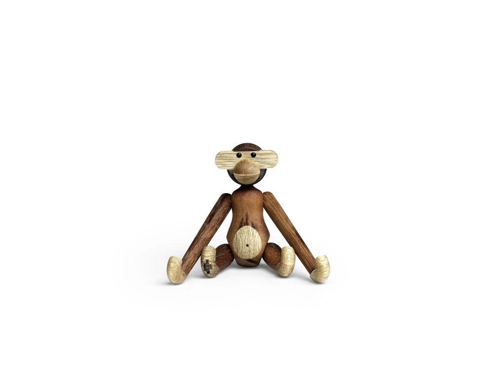 Kay Bojesen abe, mini, teaktræ