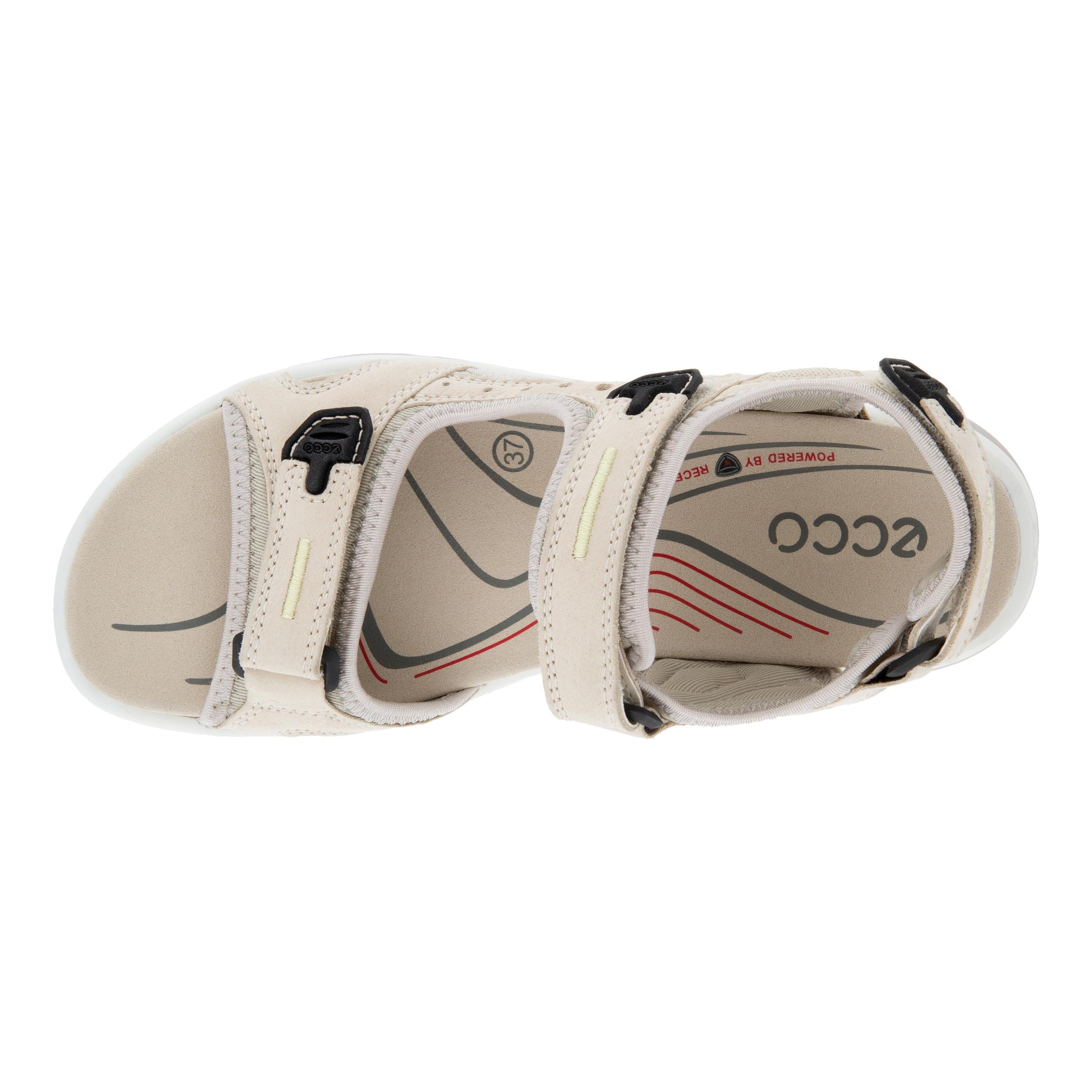 Ecco Offroad sandal, limestone, 40