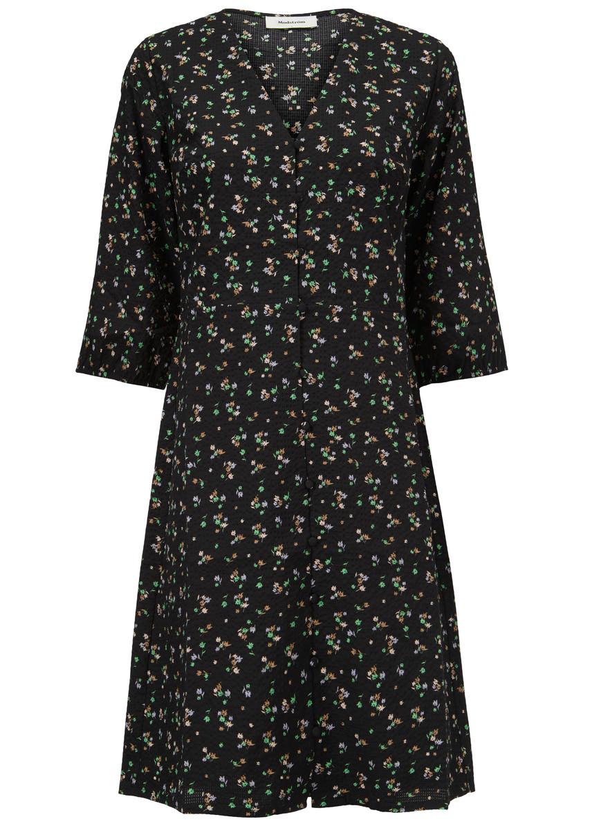 Modström Joss Print kjole, floral mix, medium