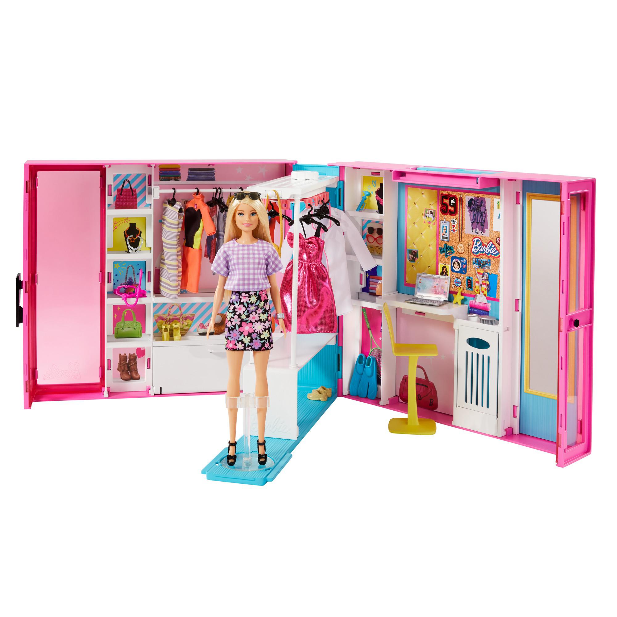 Barbie Dream Closet