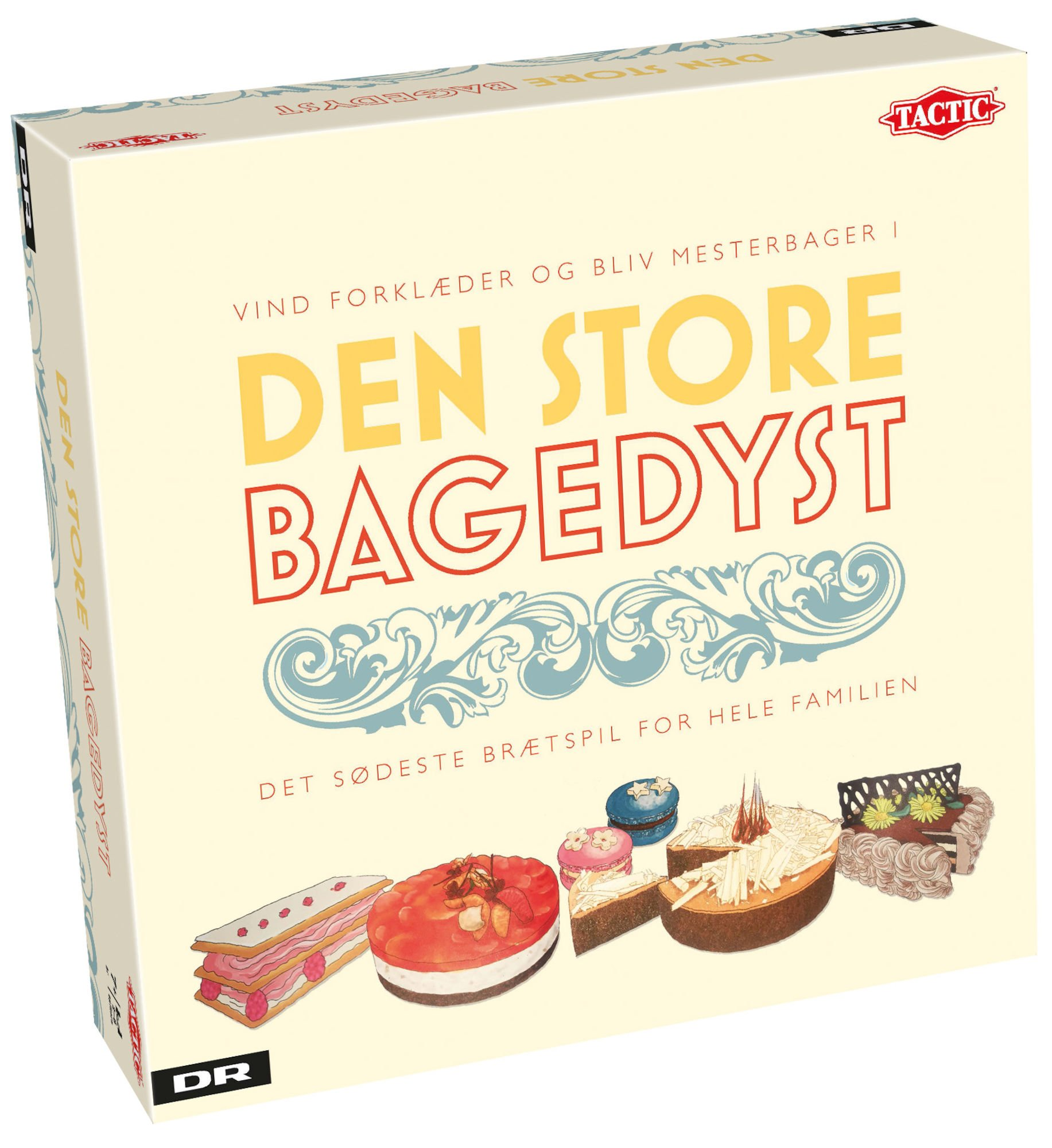 Tactic Den store bagedyst