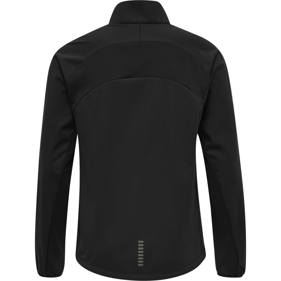 Newline Shell jakke, Black, X-large