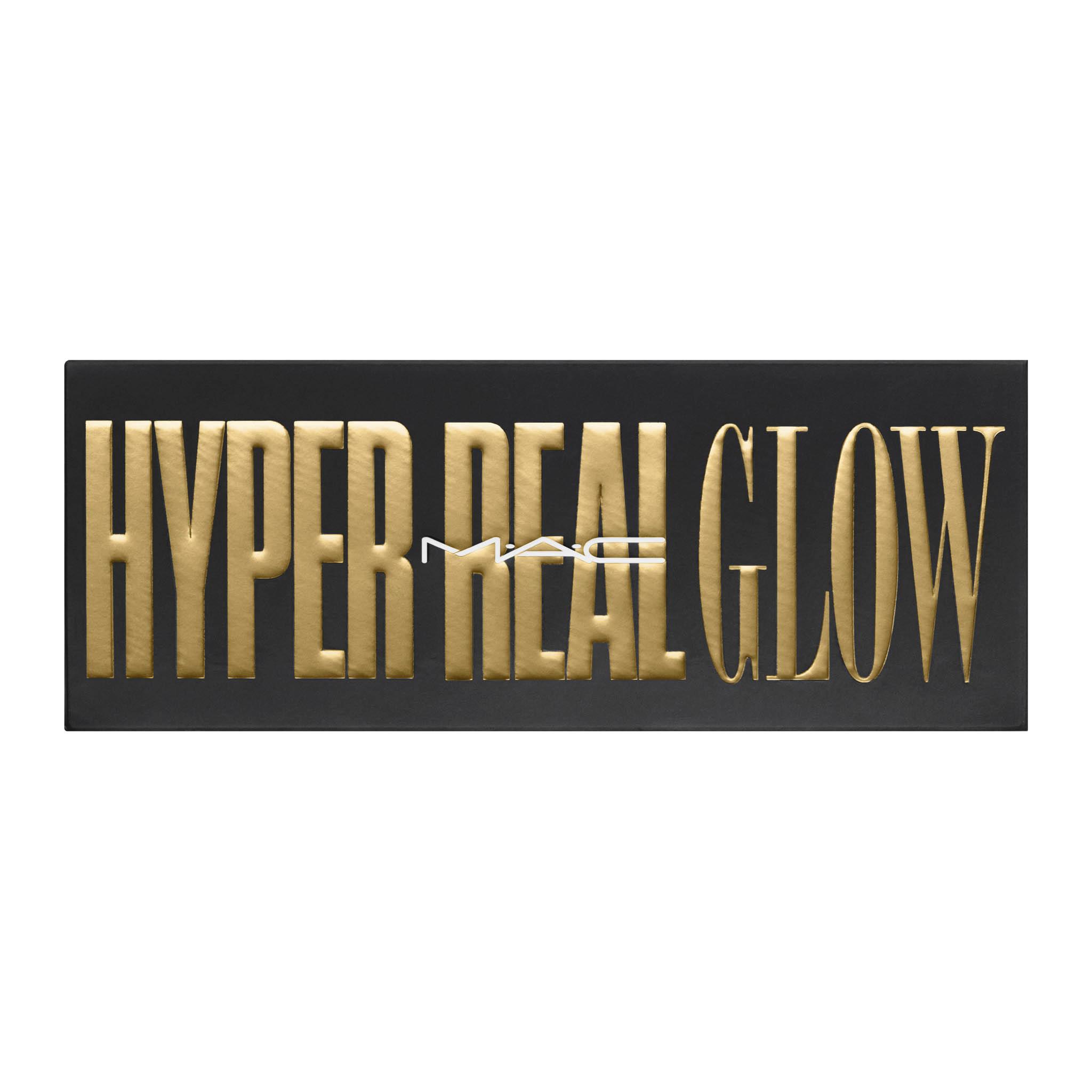 MAC Hyper Real Glow Palette, get it glowin'