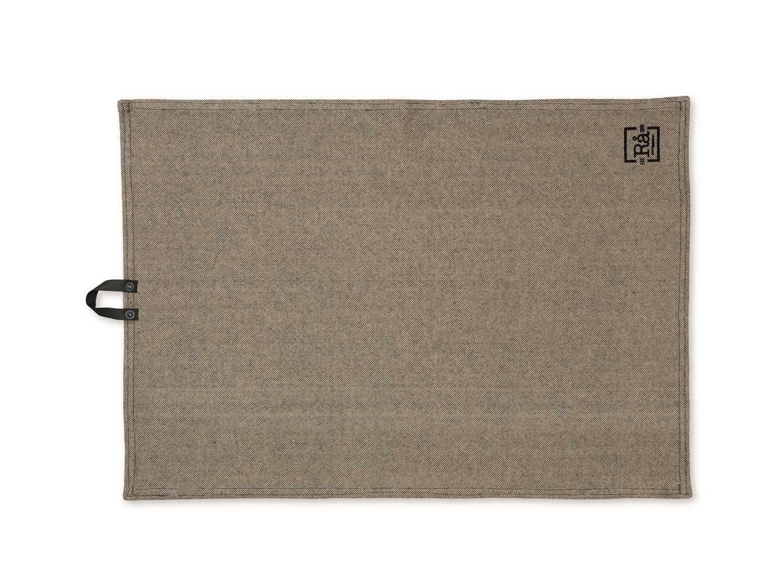 Juna Rå viskestykke, 50x70 cm, grey