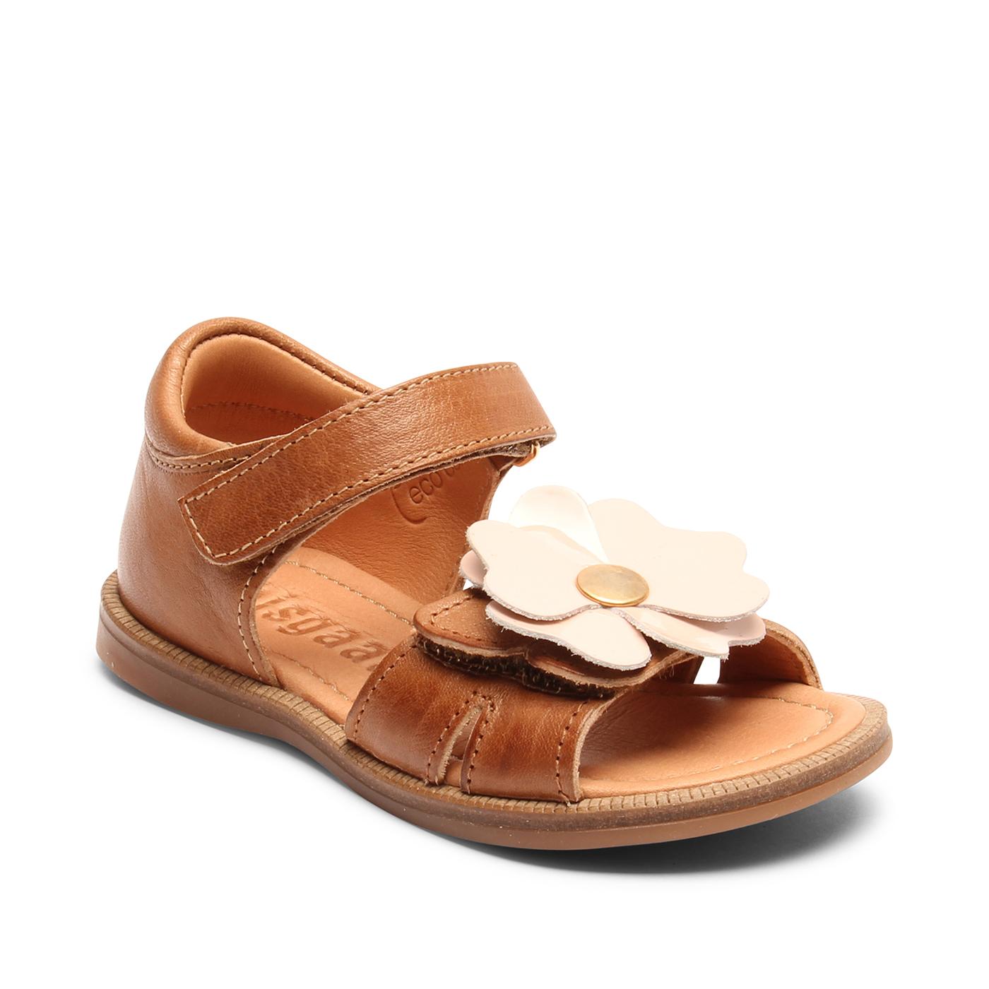 Bisgaard sandaler, brun, 32