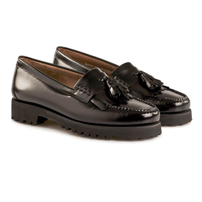 G.H. Bass Weejuns 90s Esther Kiltie loafers