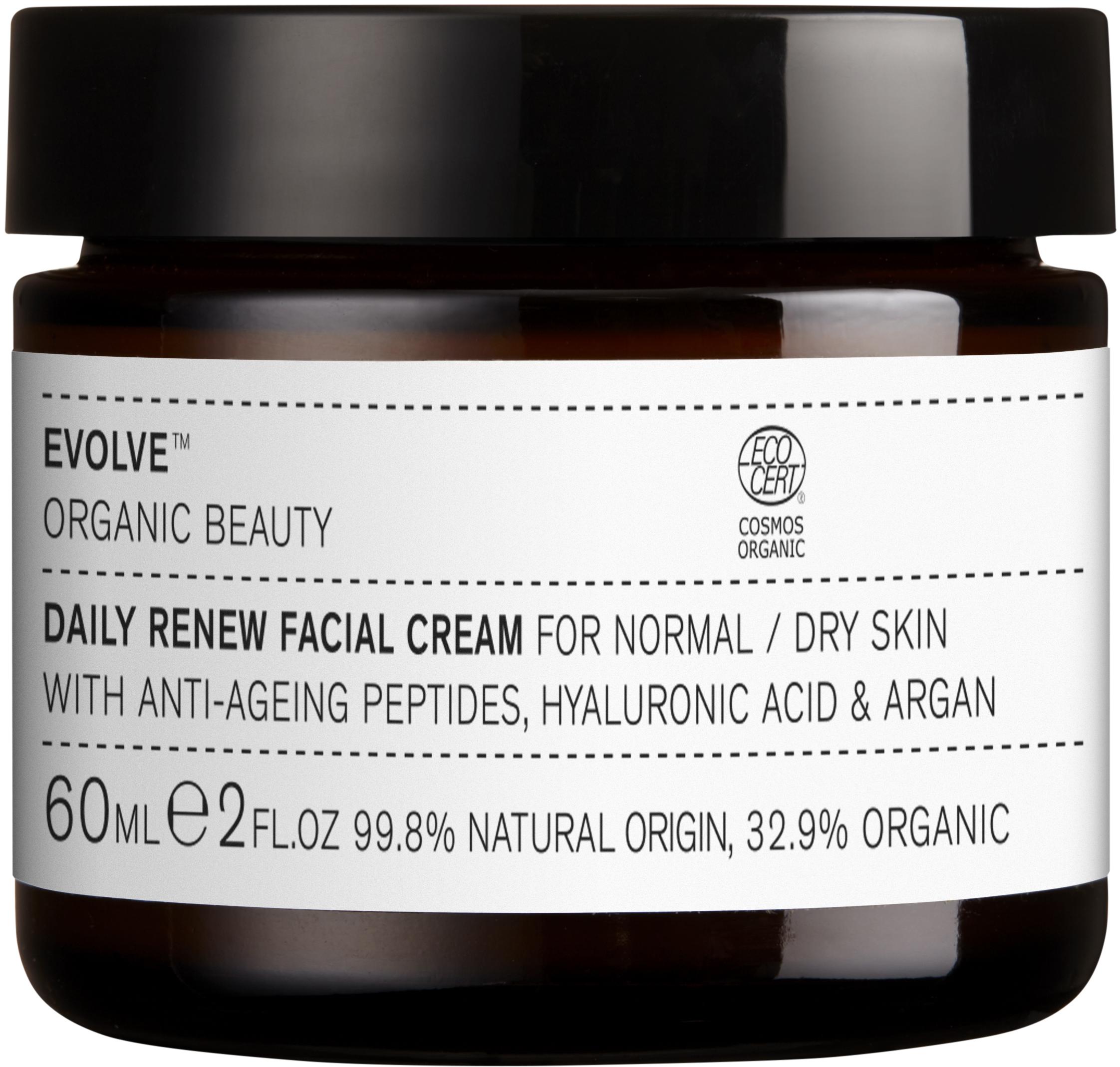 Evolve Daily Renew Facial Cream, 60 ml
