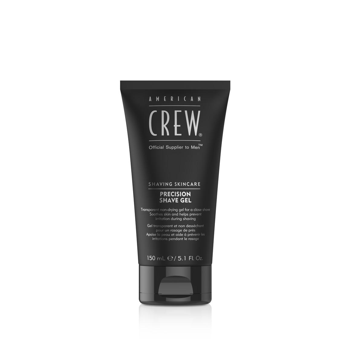 American Crew Precision Shave Gel, 150 ml