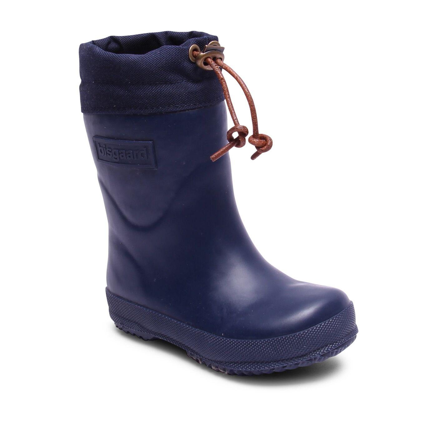 bisgaard 92009999 termogummistøvle, blue, 31