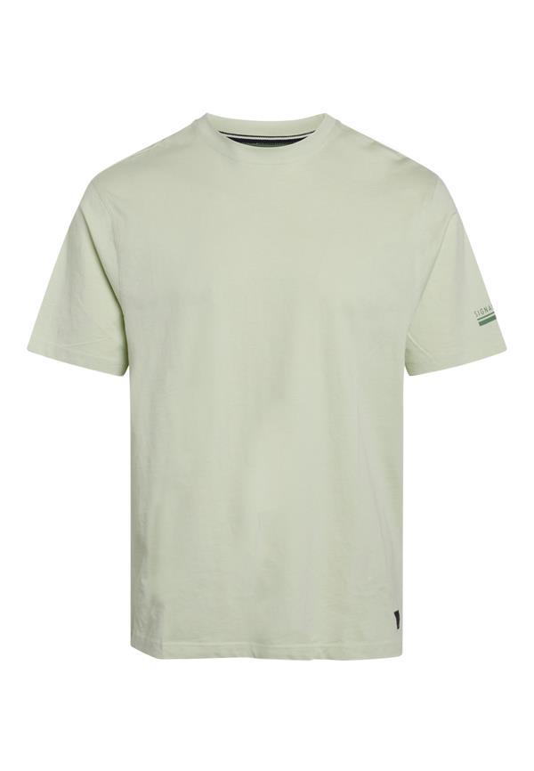 Signal Eddy Organic t-shirt, shadow green, medium