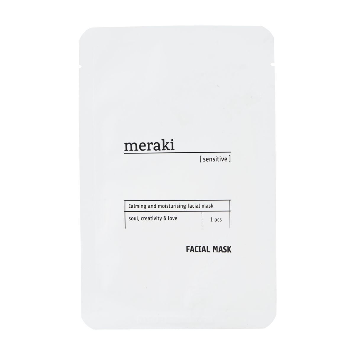 Meraki Sensitive Facial Mask