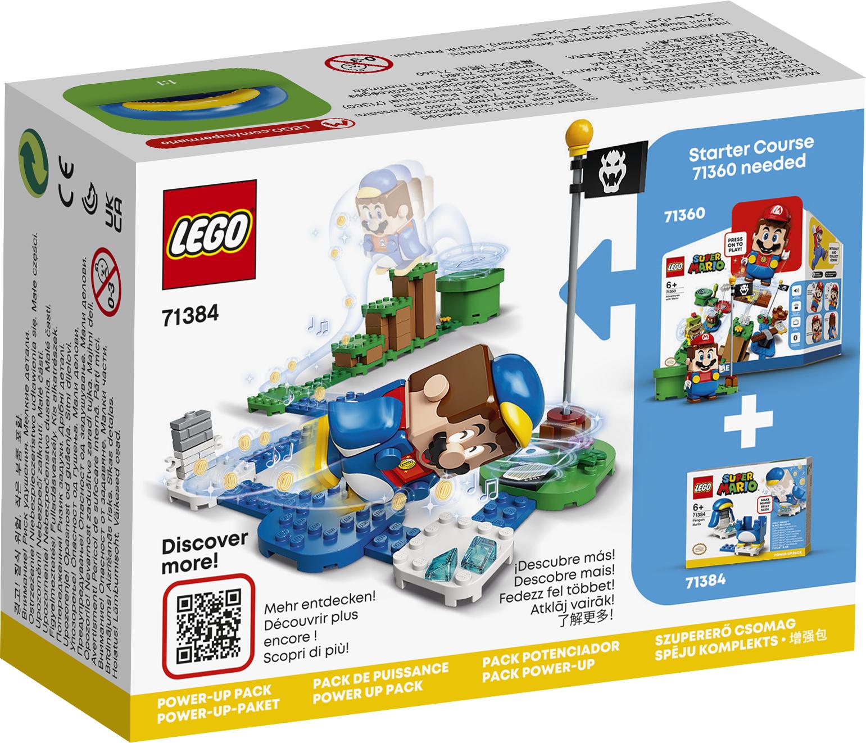 LEGO Super Mario Pingvin-Marie powerpakke - 71384