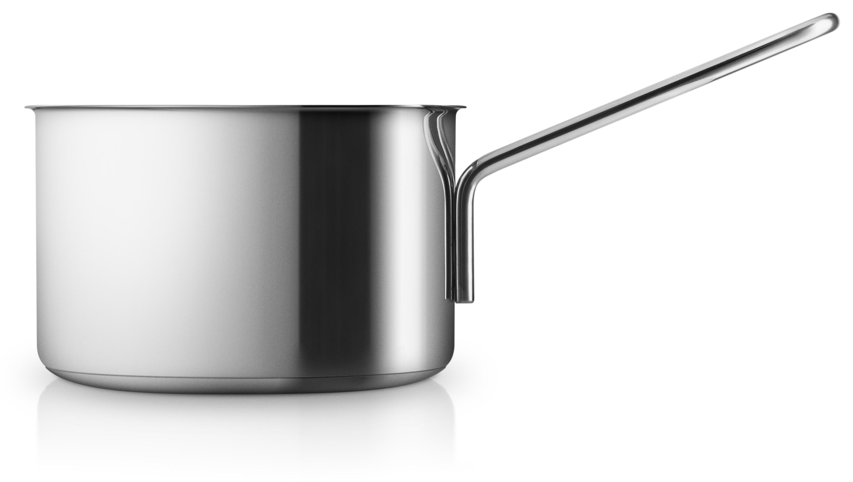 Eva Trio Rustfri stål kasserolle, 1,8 liter