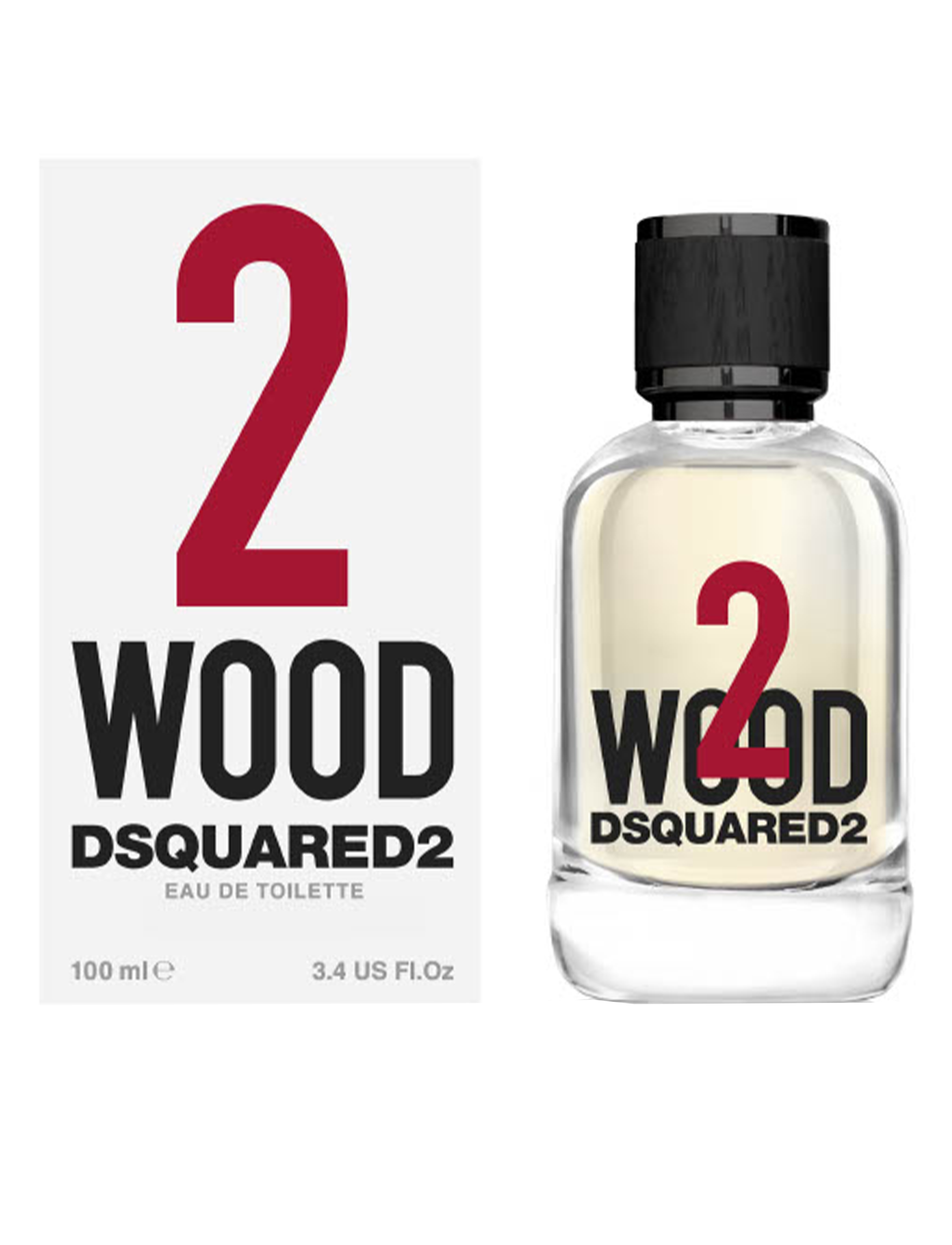 DSQUARED2 Two Wood EDT, 100 ml