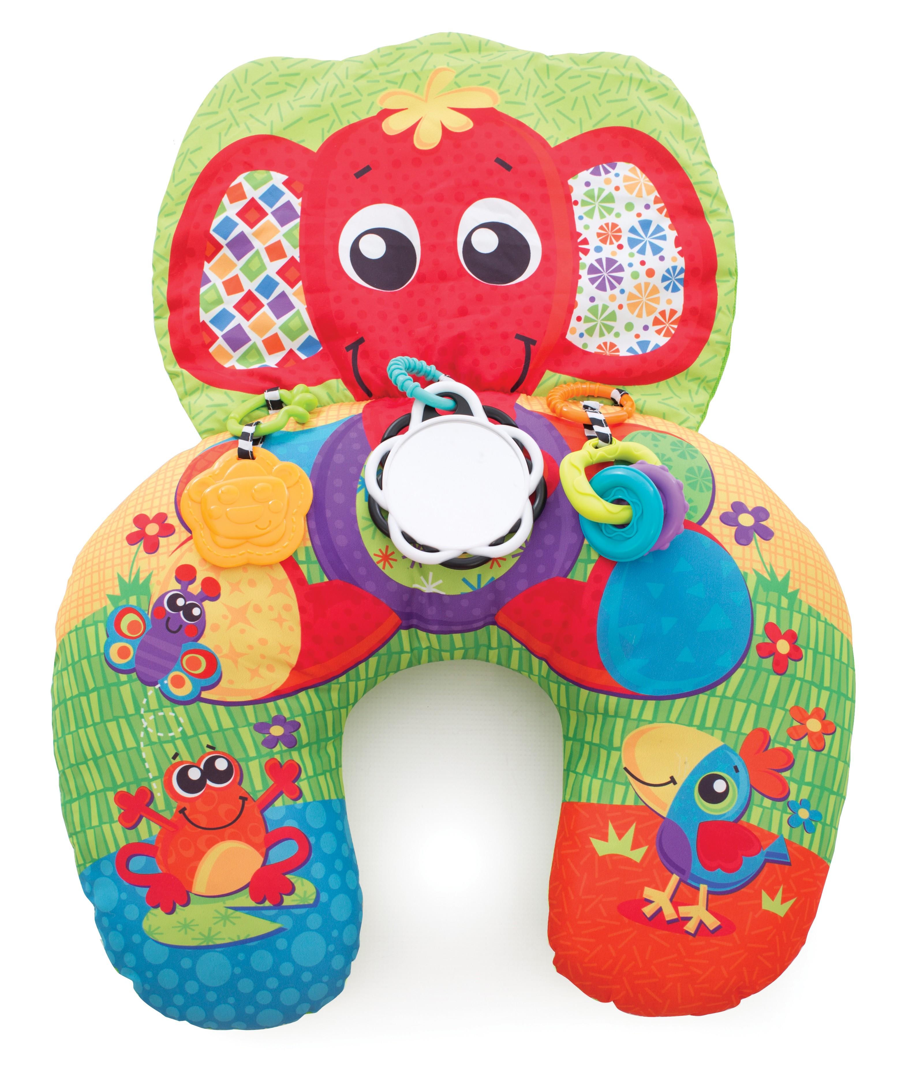 Playgro Elefant krammepude