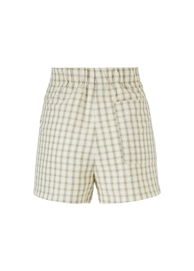 Modström Jose shorts, cream milk, large