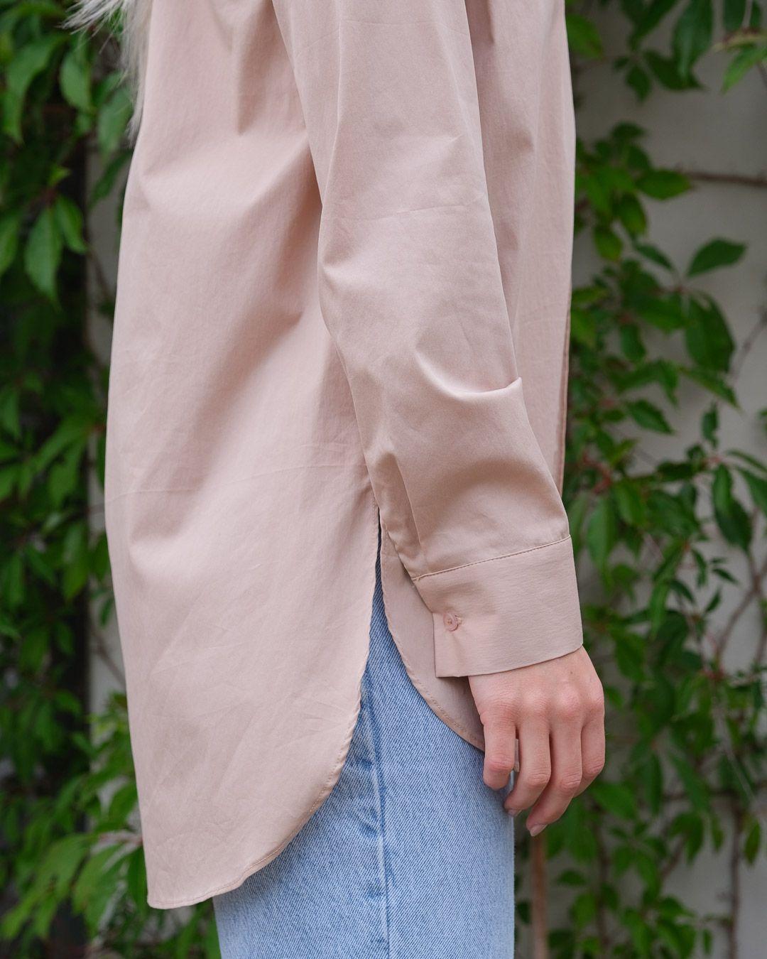 Neo Noir Margit skjorte, camel, medium