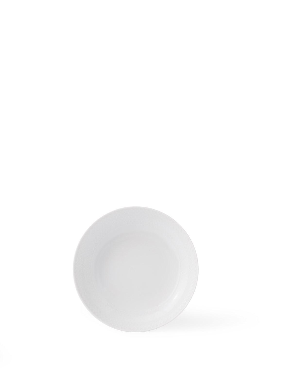 Lyngby Porcelæn Rhombe skål, Ø20 cm