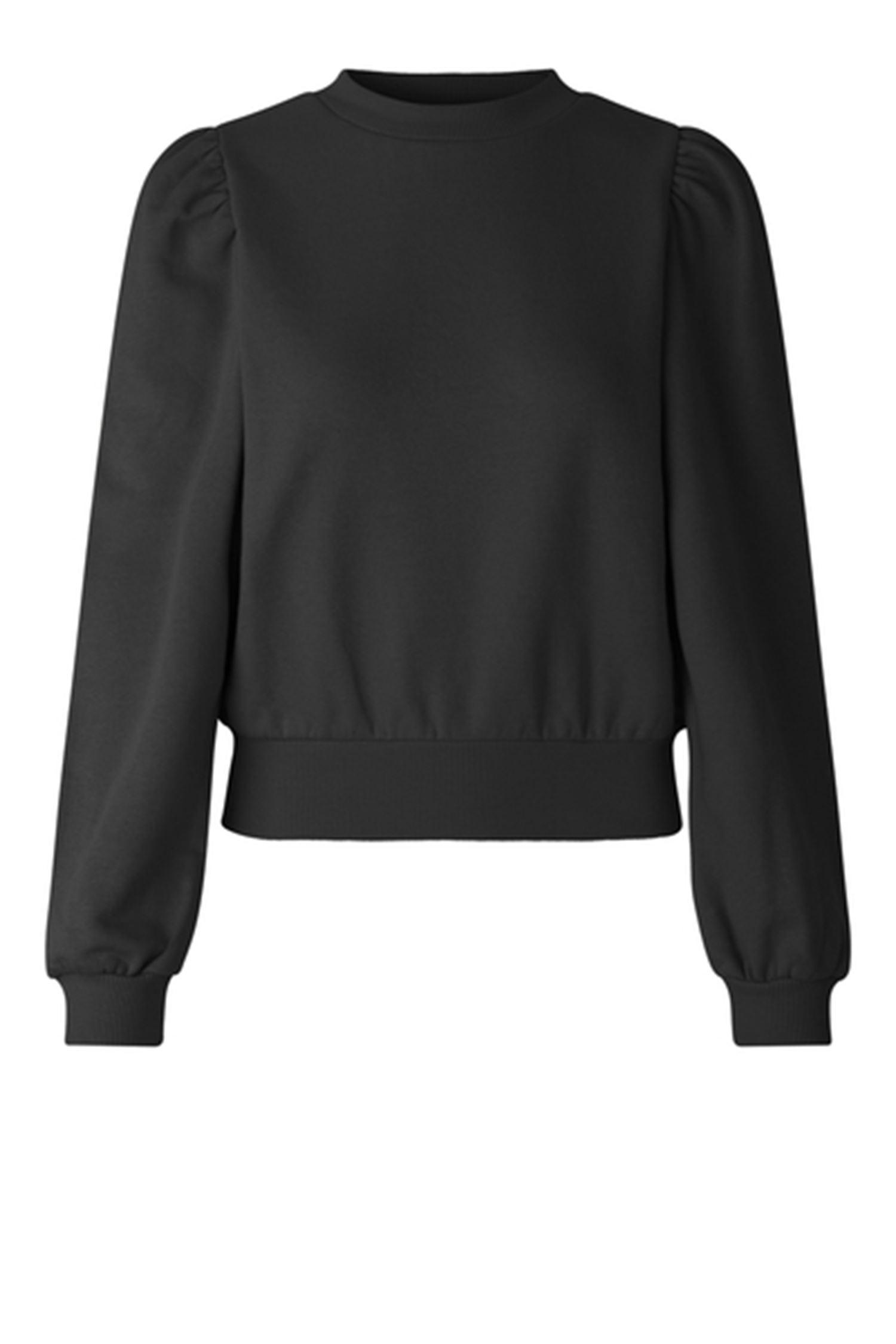 Second Female Carmella sweatshirt, black, x-small