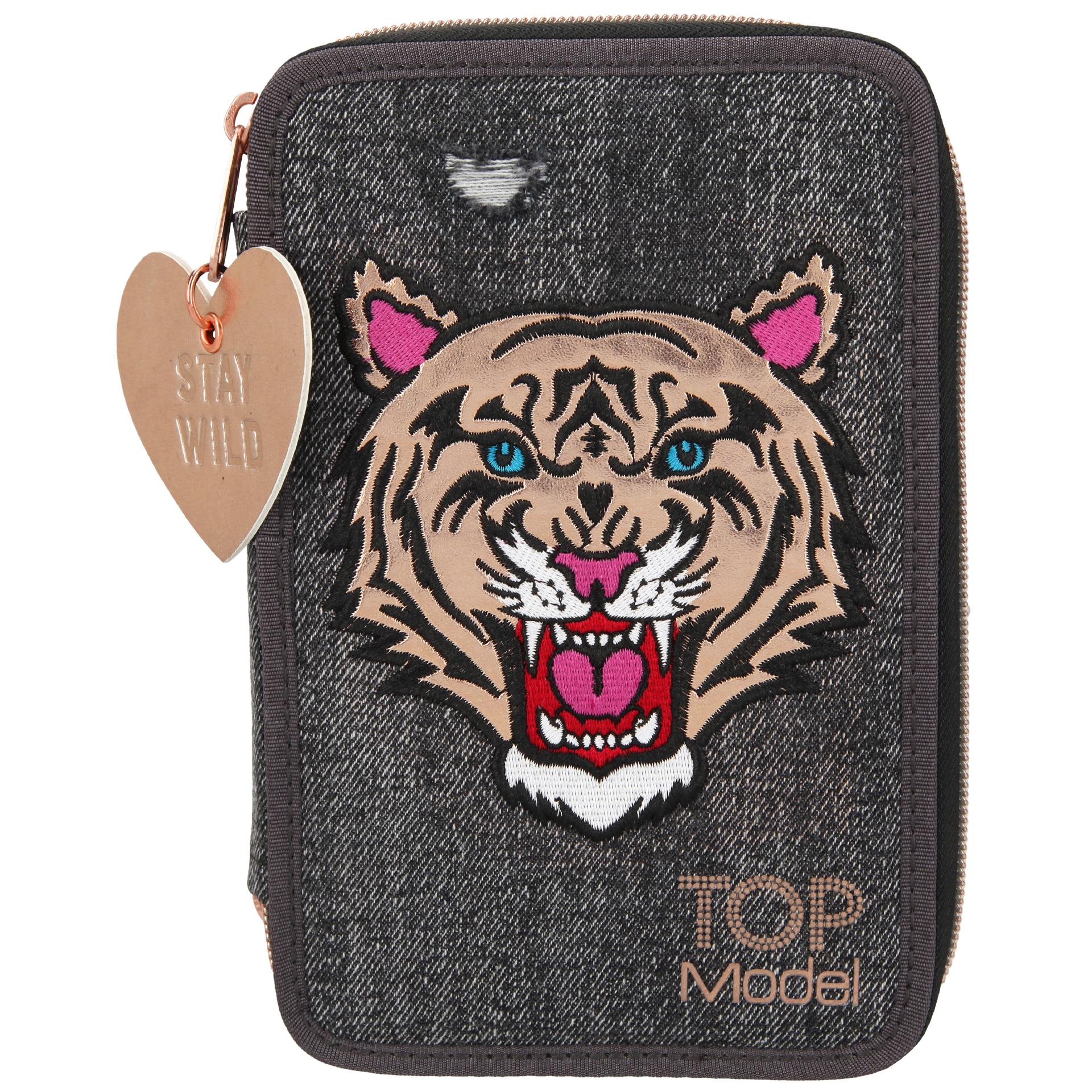 TOPModel trippel penalhus, Tiger Jeans