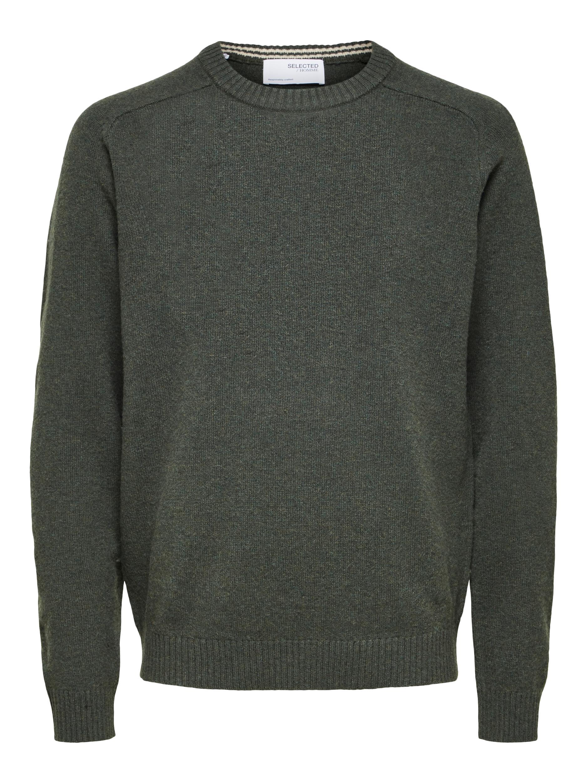 Selected Homme Newcoban LS trøje