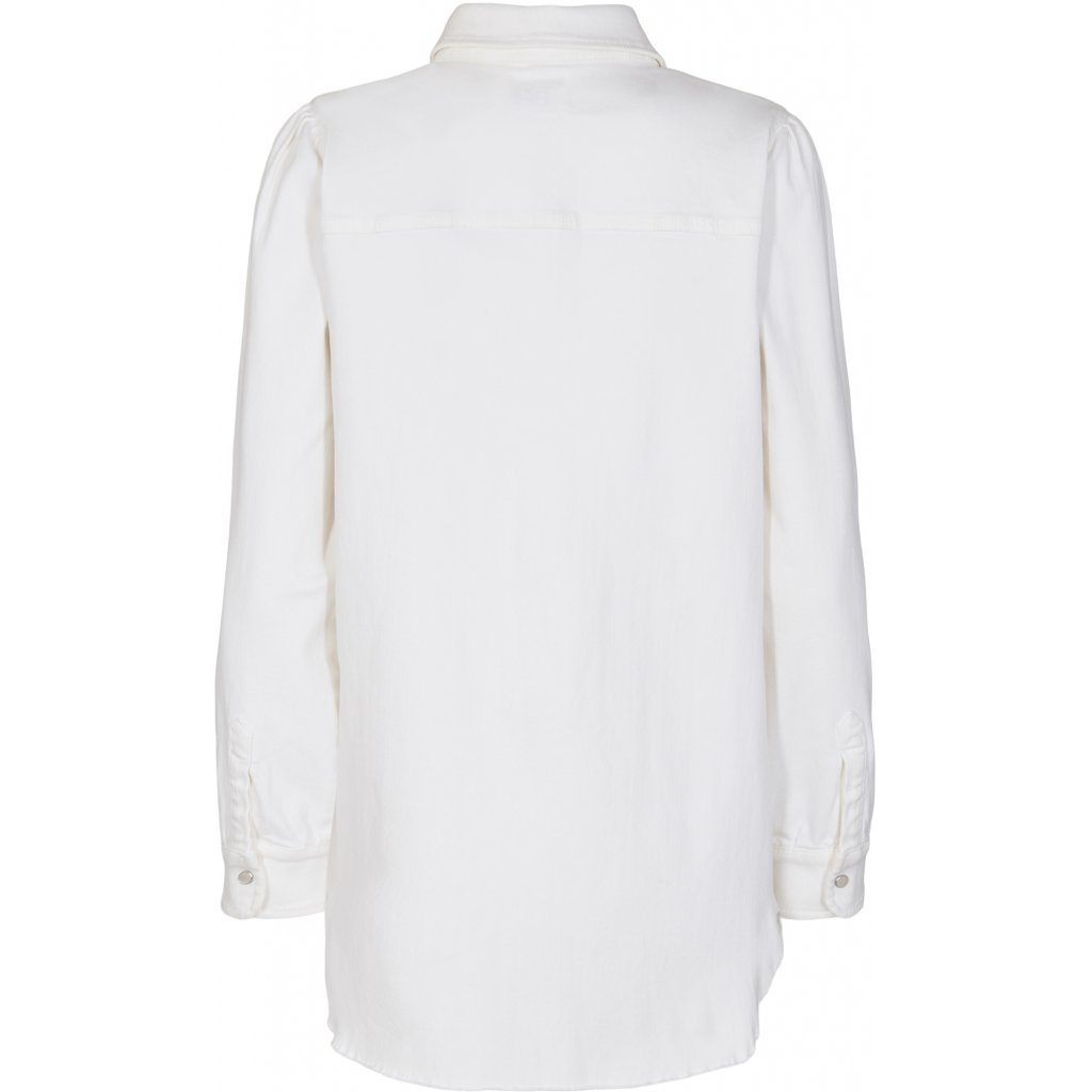 IVY Copenhagen Lavina skjorte, white, 40