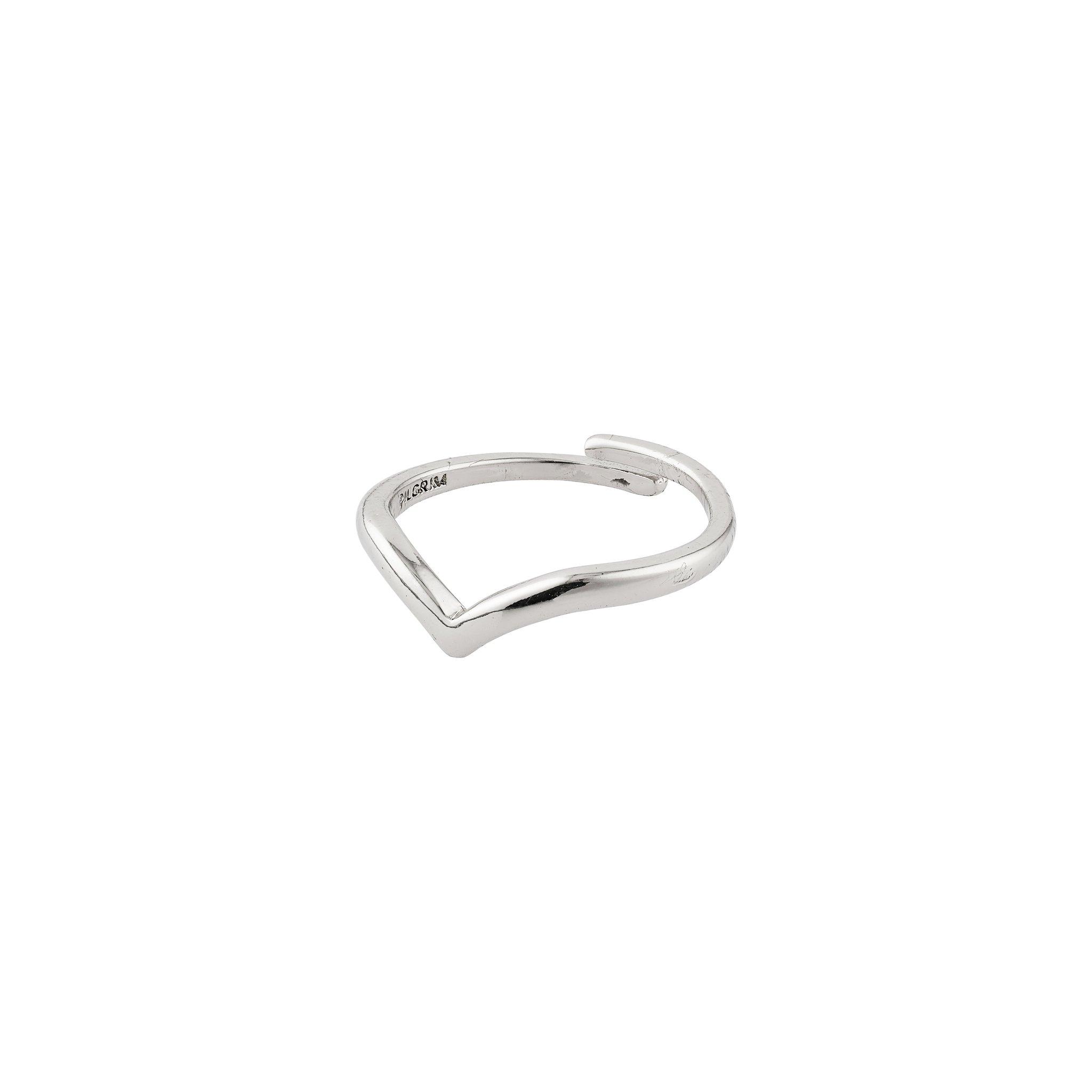 Pilgrim Lulu 1 ring, sølv