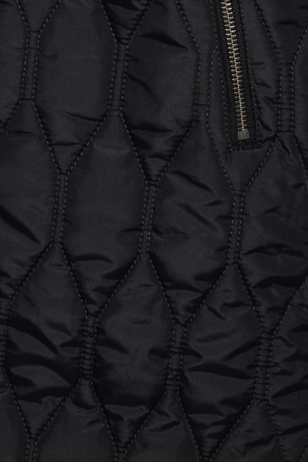 Fransa 20609447 jakke, black, x-large