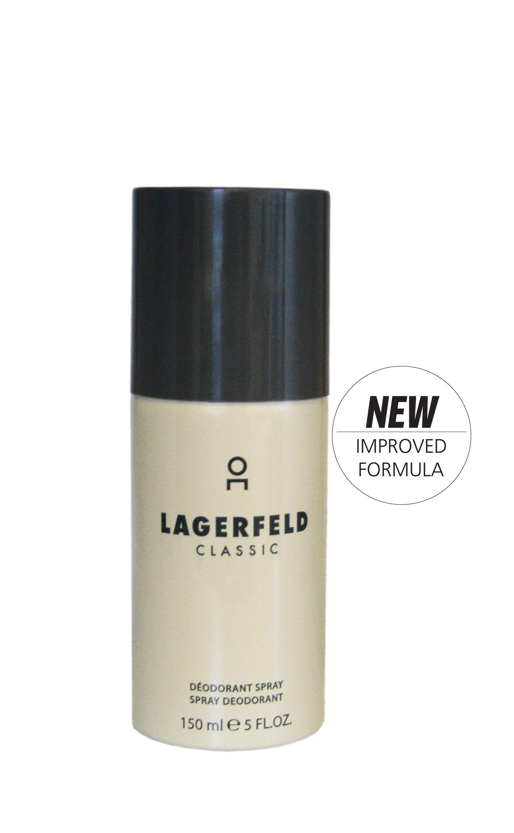 Lagerfeld Classic deospray, 150 ml