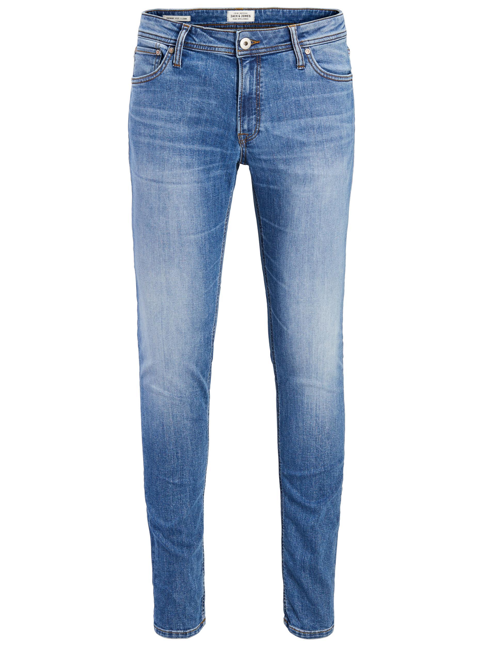 Jack & Jones Liam Original 815 jeans, blue denim, 128