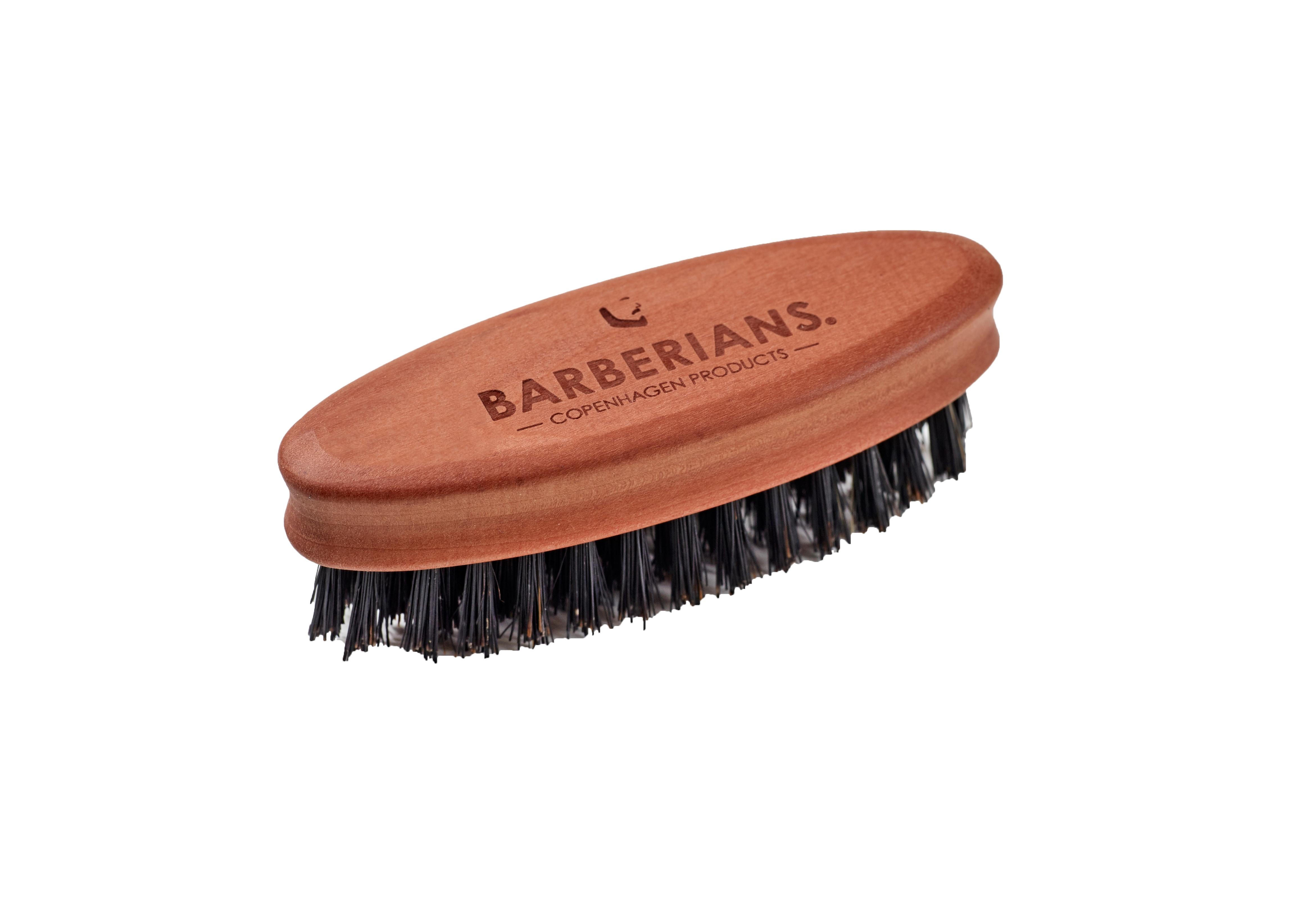 Barberians Oval Beard Brush
