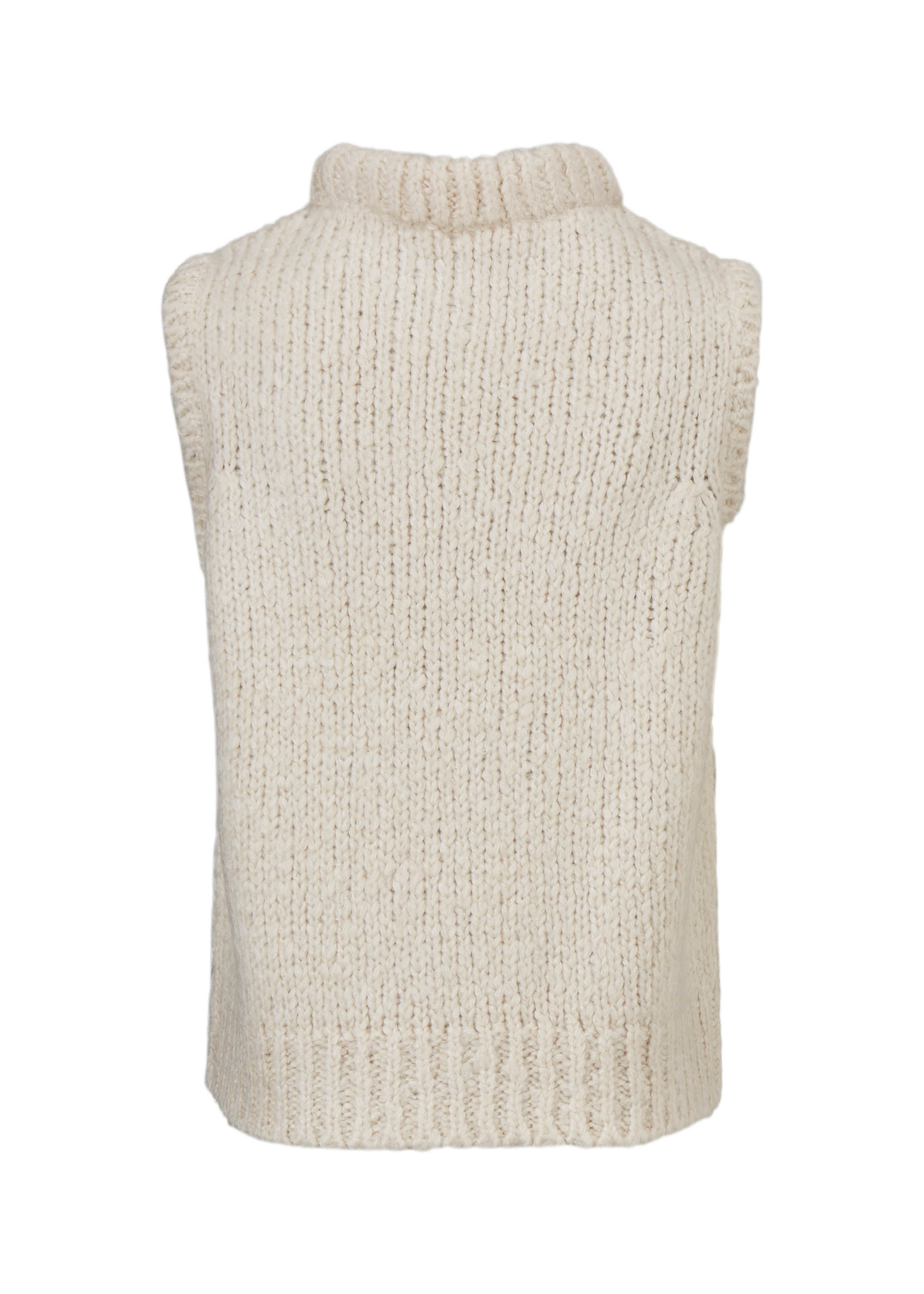 Modström Valentia vest, off-white, medium