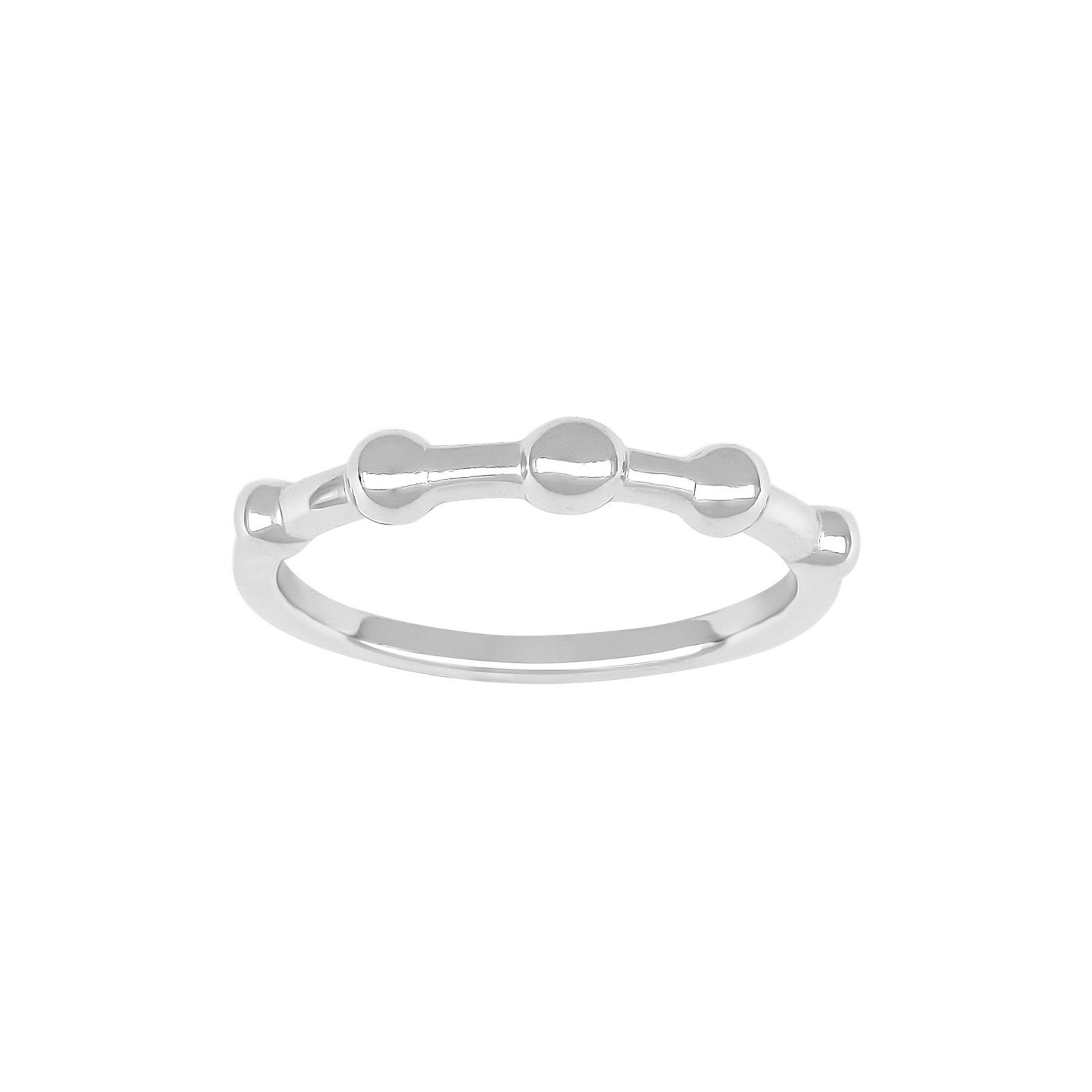 Nordahl 125 326 ring, sølv, 52
