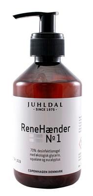 Juhldal Rene Hænder No. 1 Håndsprit, 250 ml