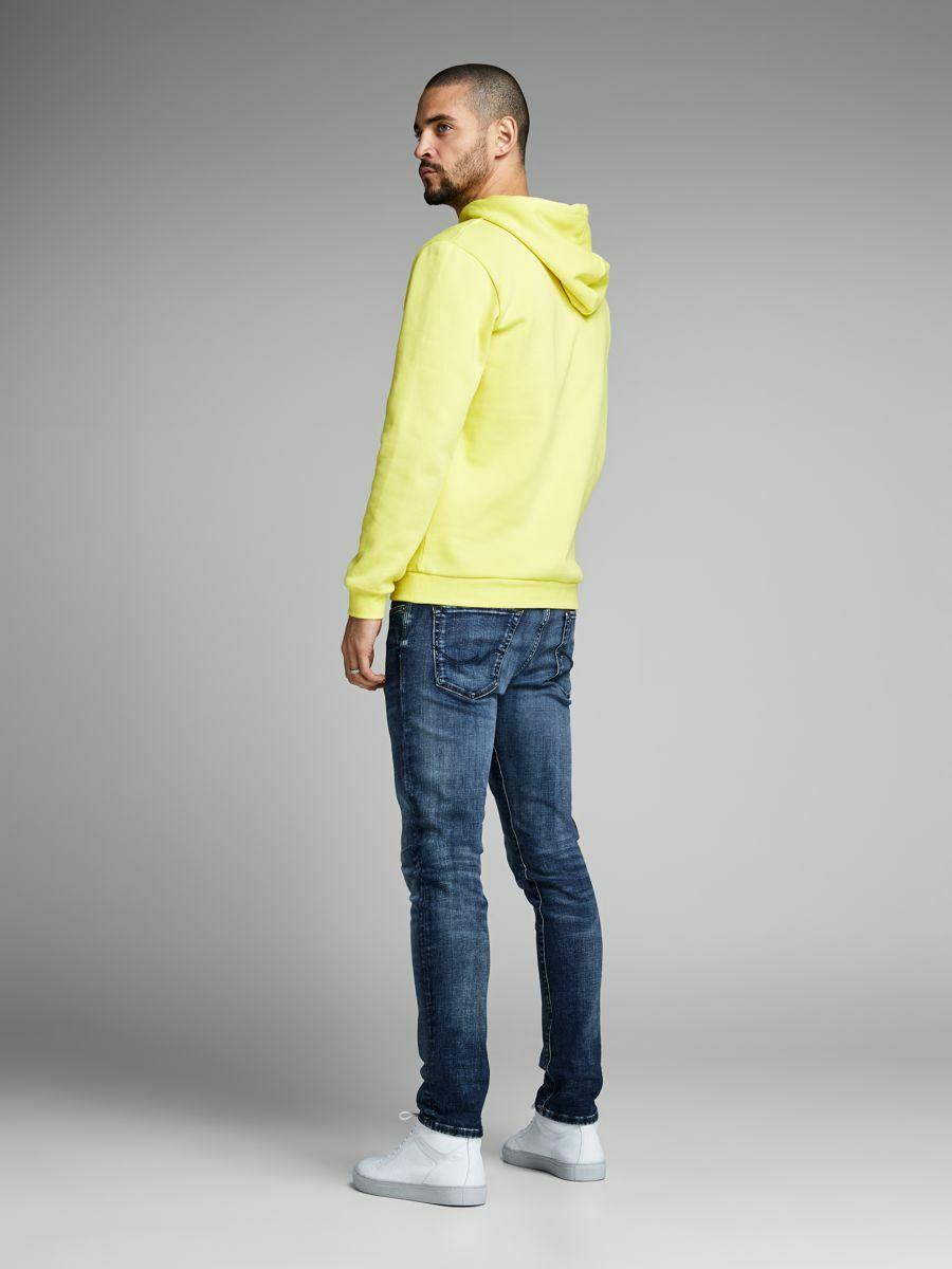 Jack & Jones Glenn slim fit jeans, blue denim, 27/32