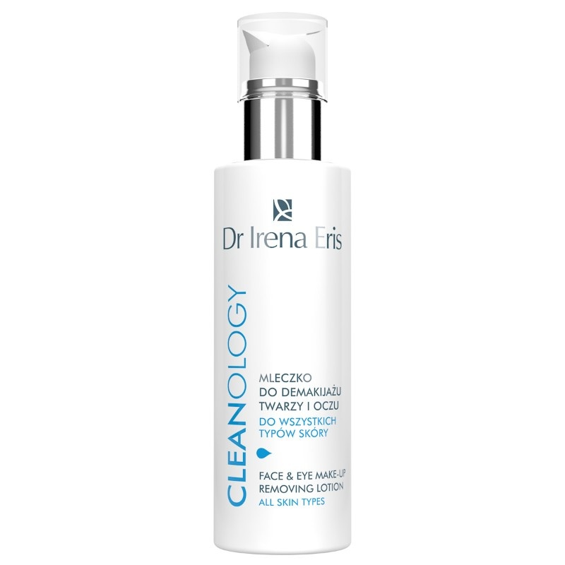 Dr Irena Eris Cleanology Face & Eye Makeup Removing Lotion, 200 ml