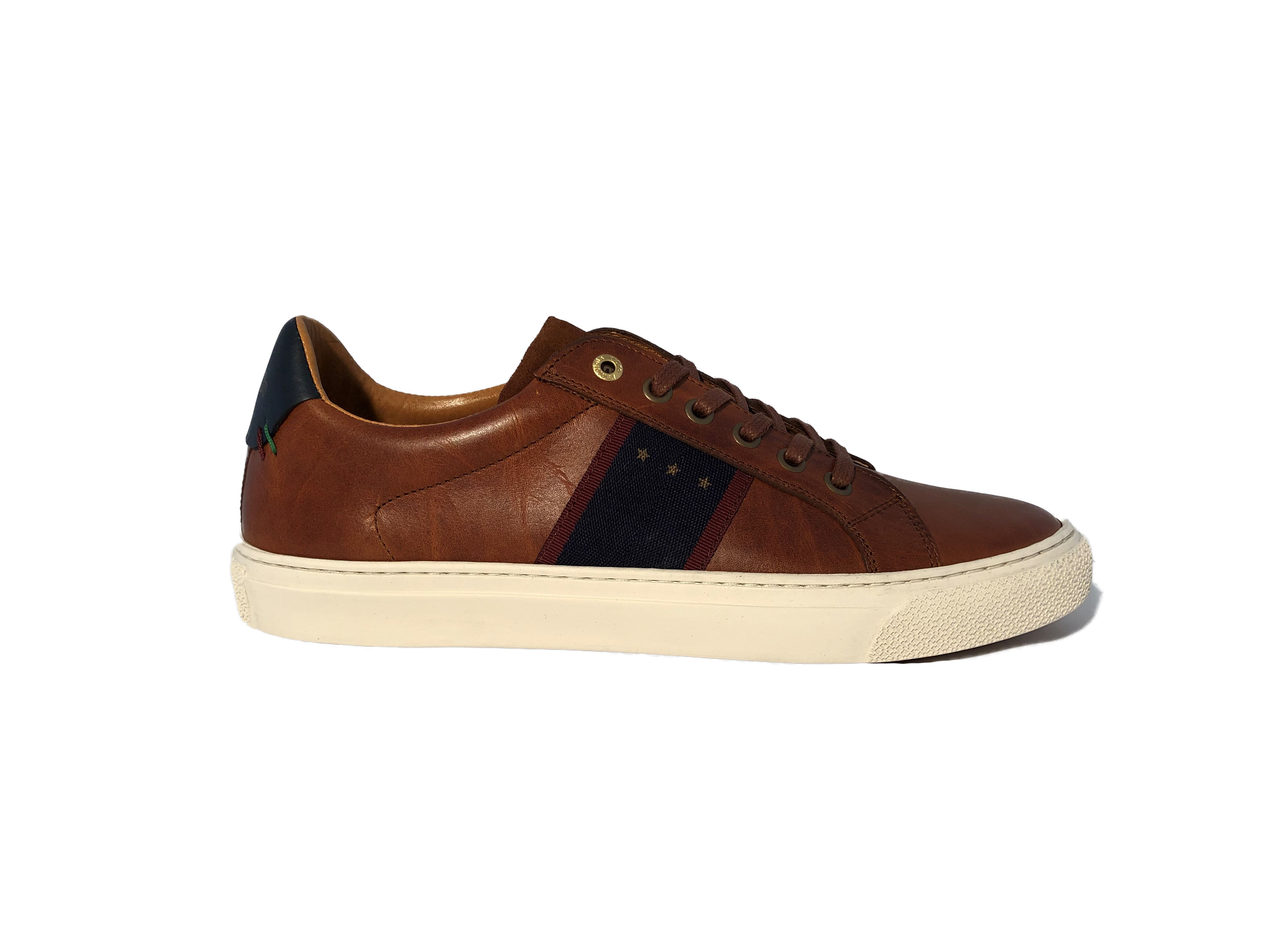 Pantofola d'Oro Zelo Low sneakers, shell, 42