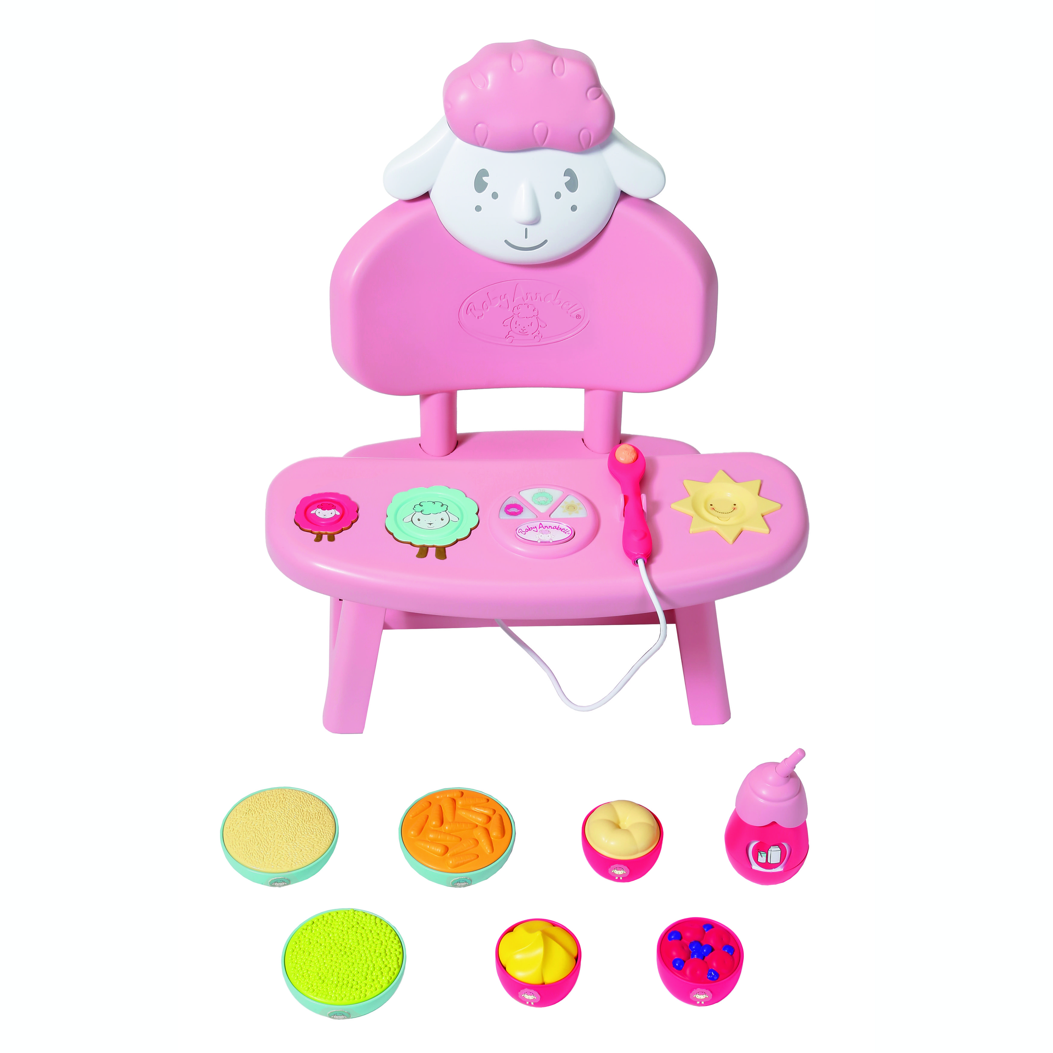 Baby Annabell Frokostbord