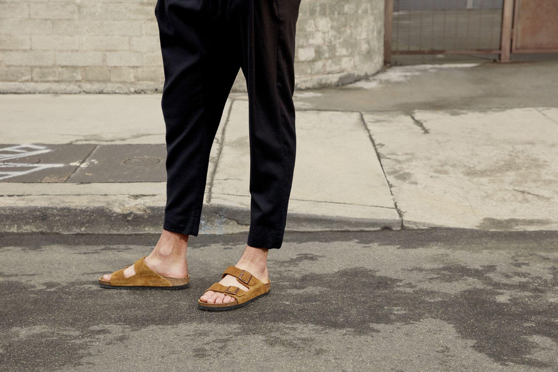 Birkenstock Arizona sandal, mink, 41