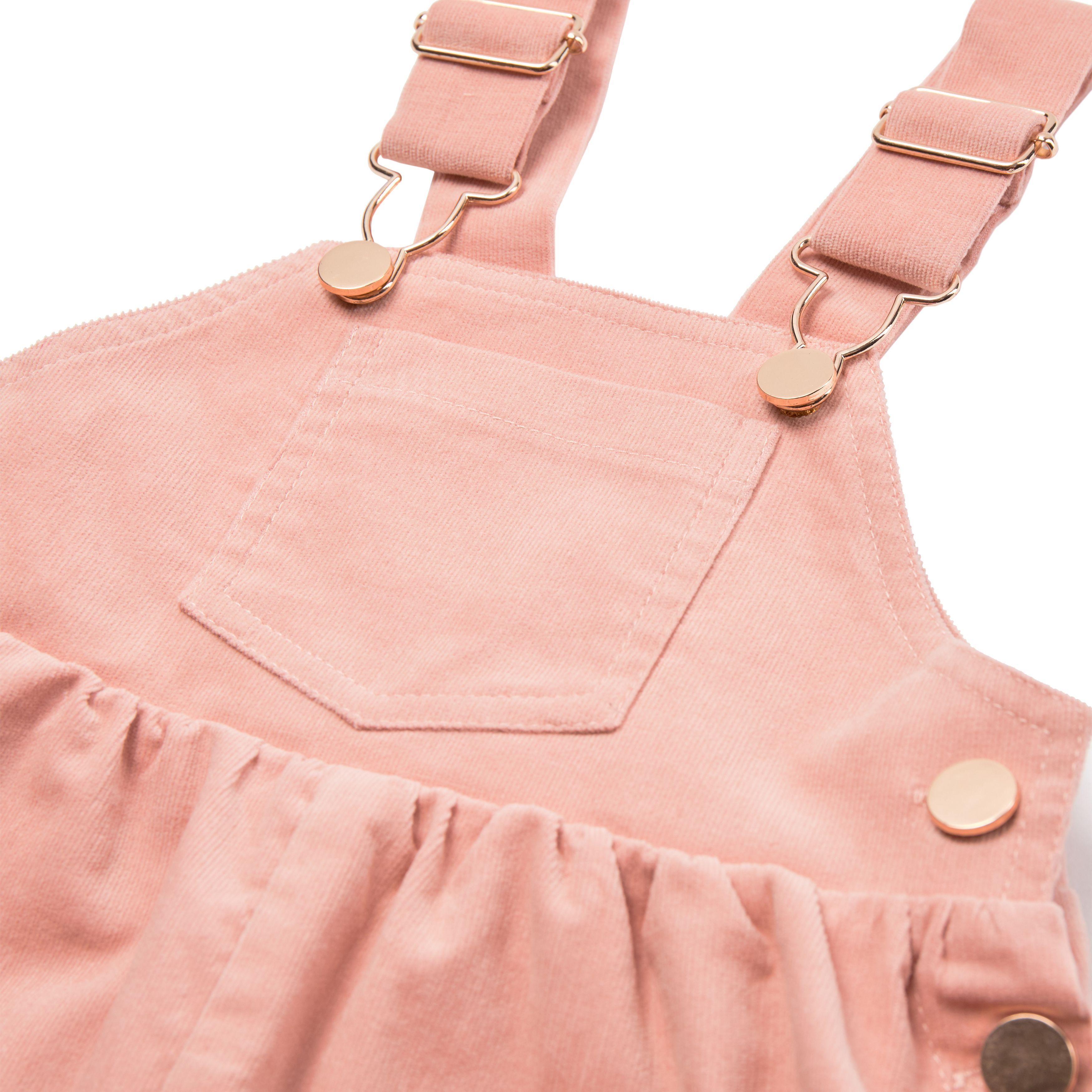 Petit by Sofie Schnoor Malin overalls, light rose, 68