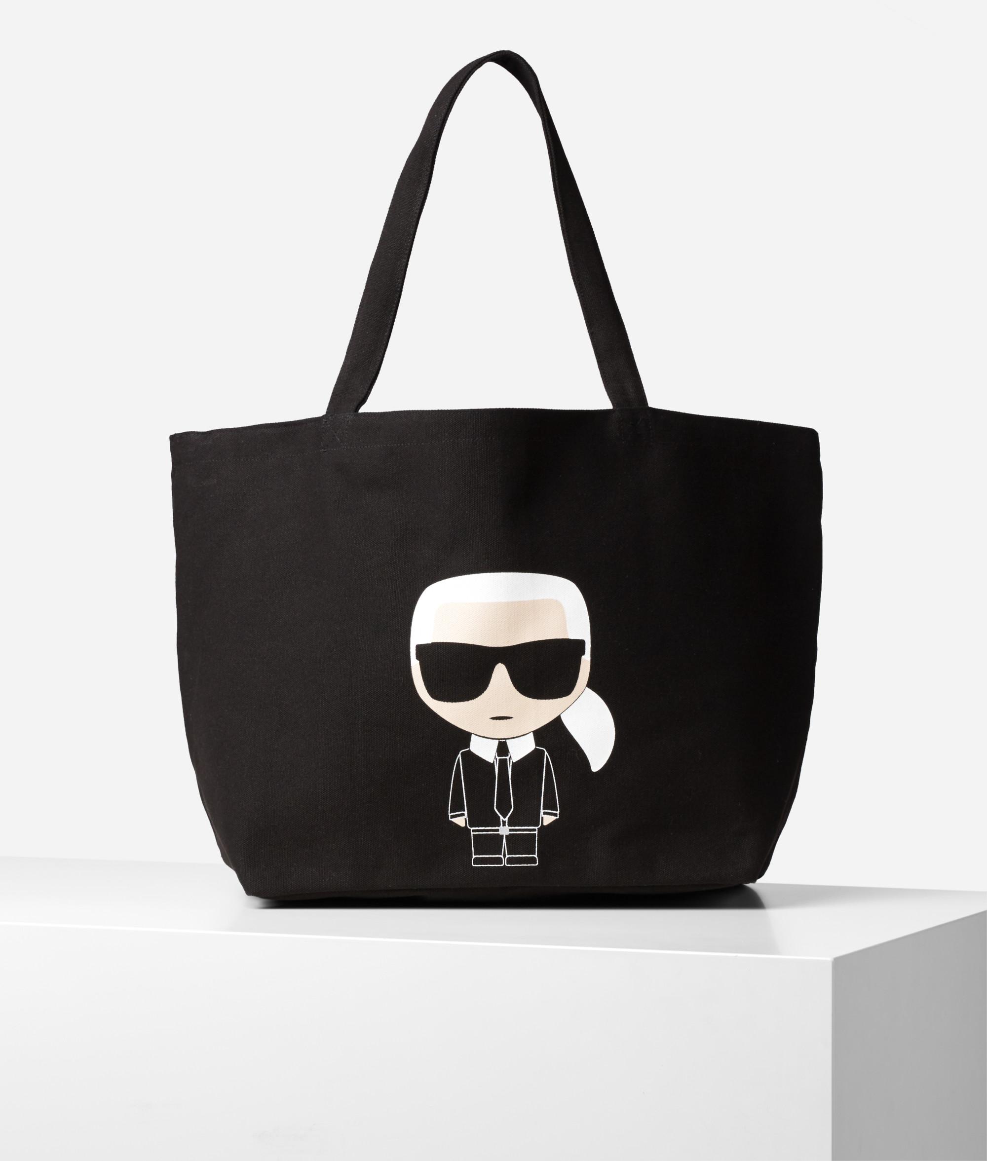 Karl Lagerfeld Ikonik Karl shopper