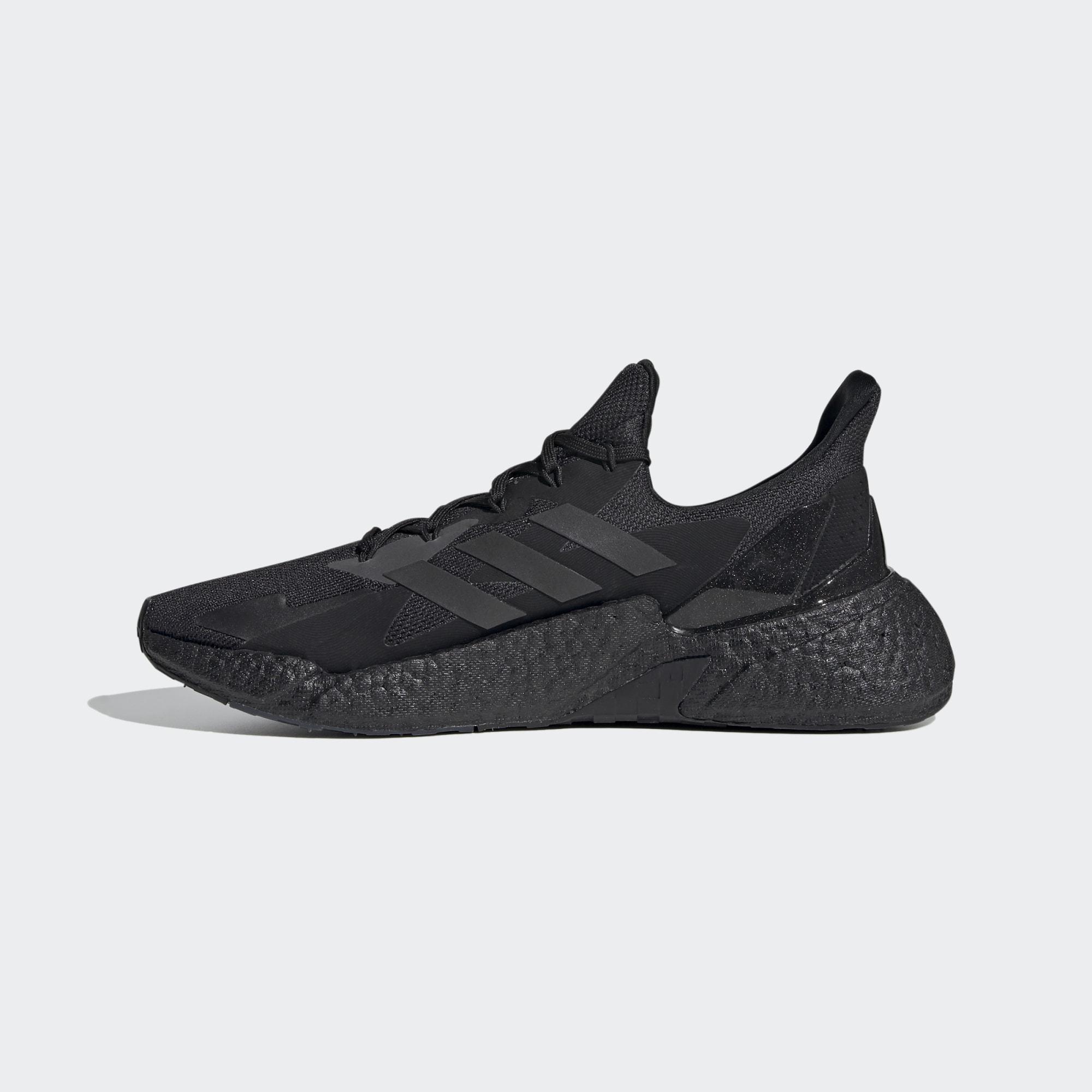 Adidas X900L4 sko, black/grey, 42 2/3
