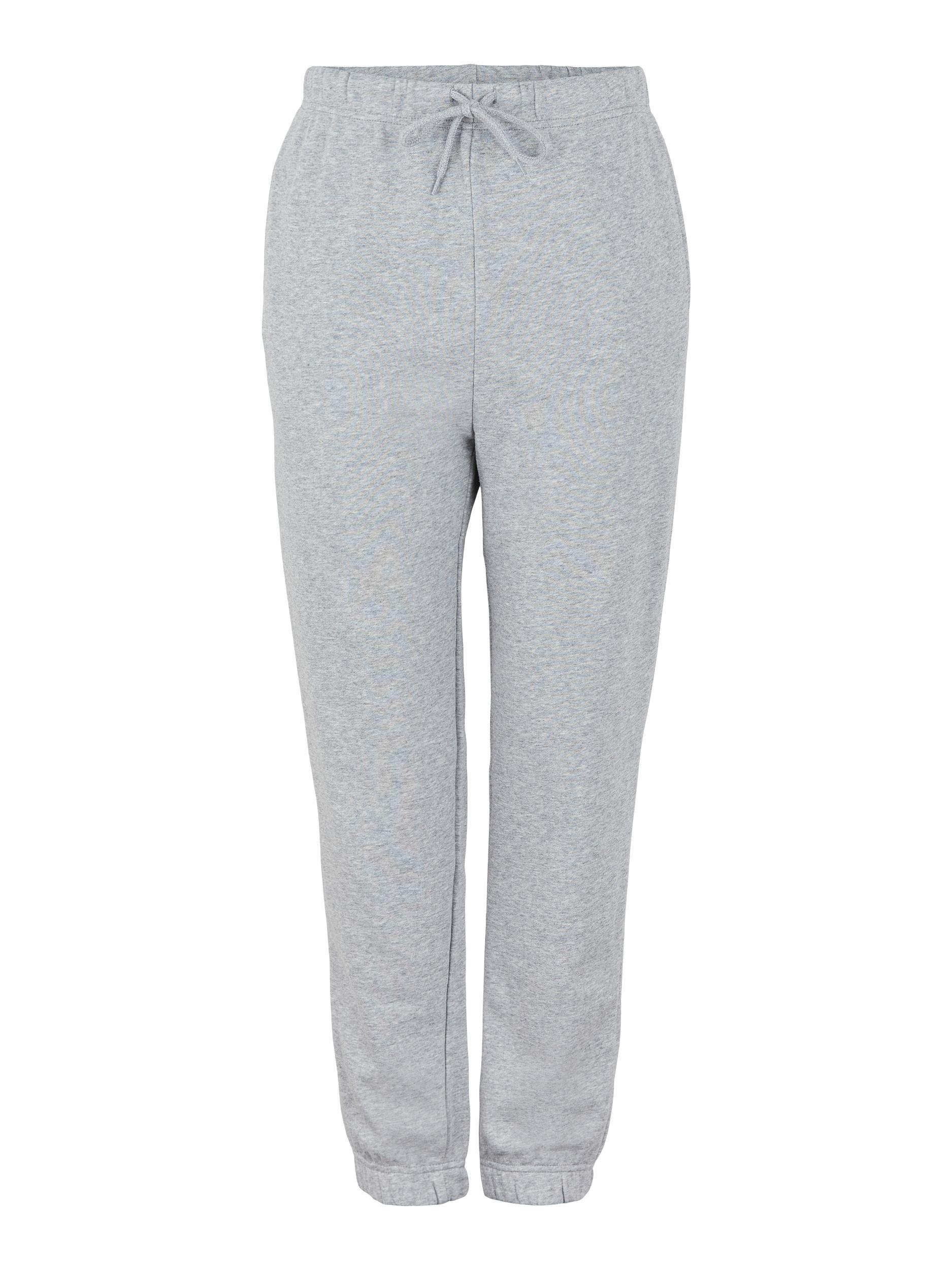 Pieces Chilli Summer HW sweatpants, light grey melange, medium