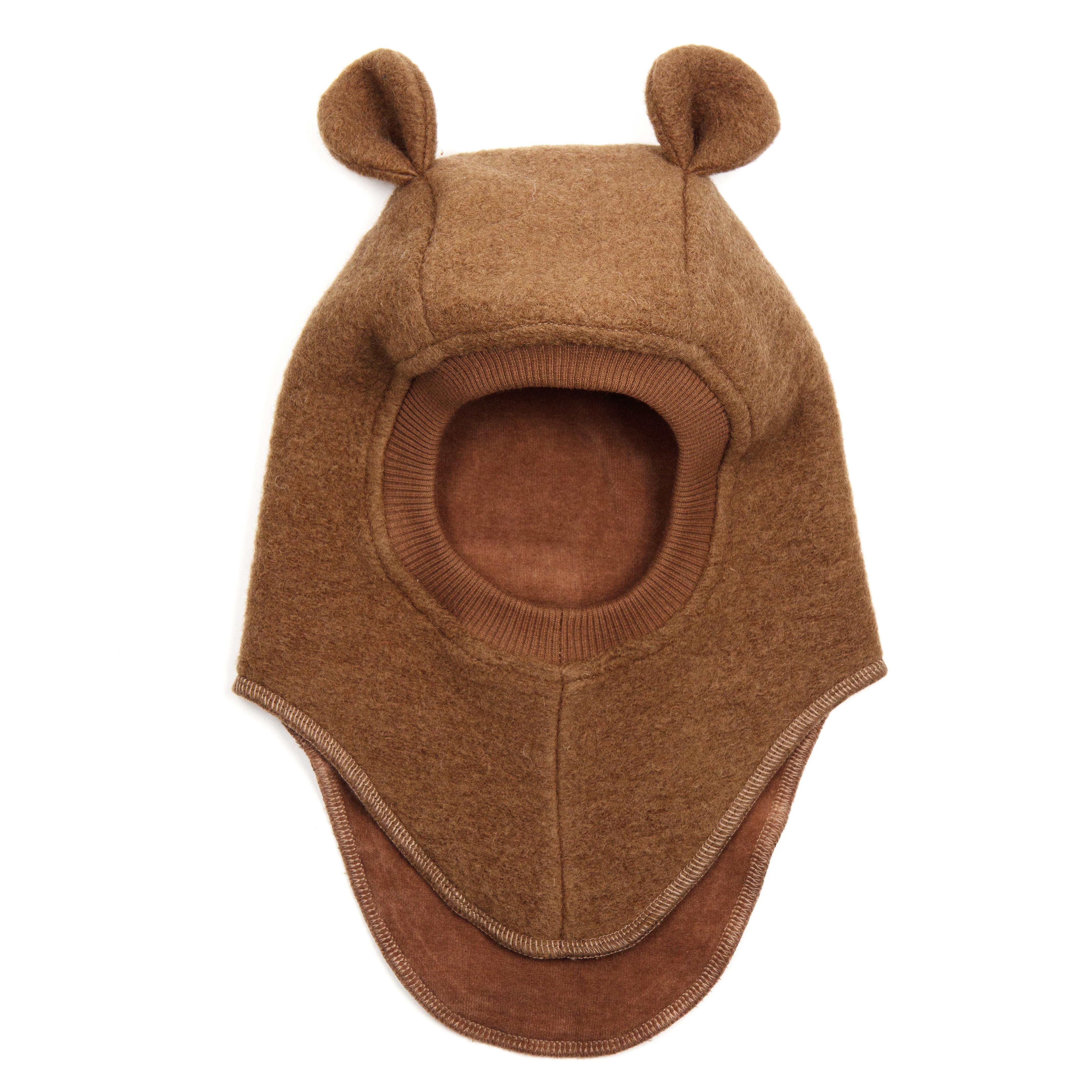 Huttelihut Plys Elefanthue, Mole, 0-1 år