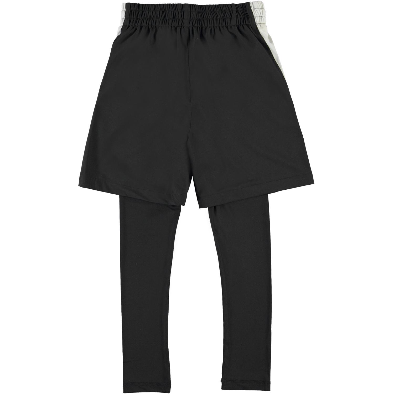 Molo Acel pants, black, 140