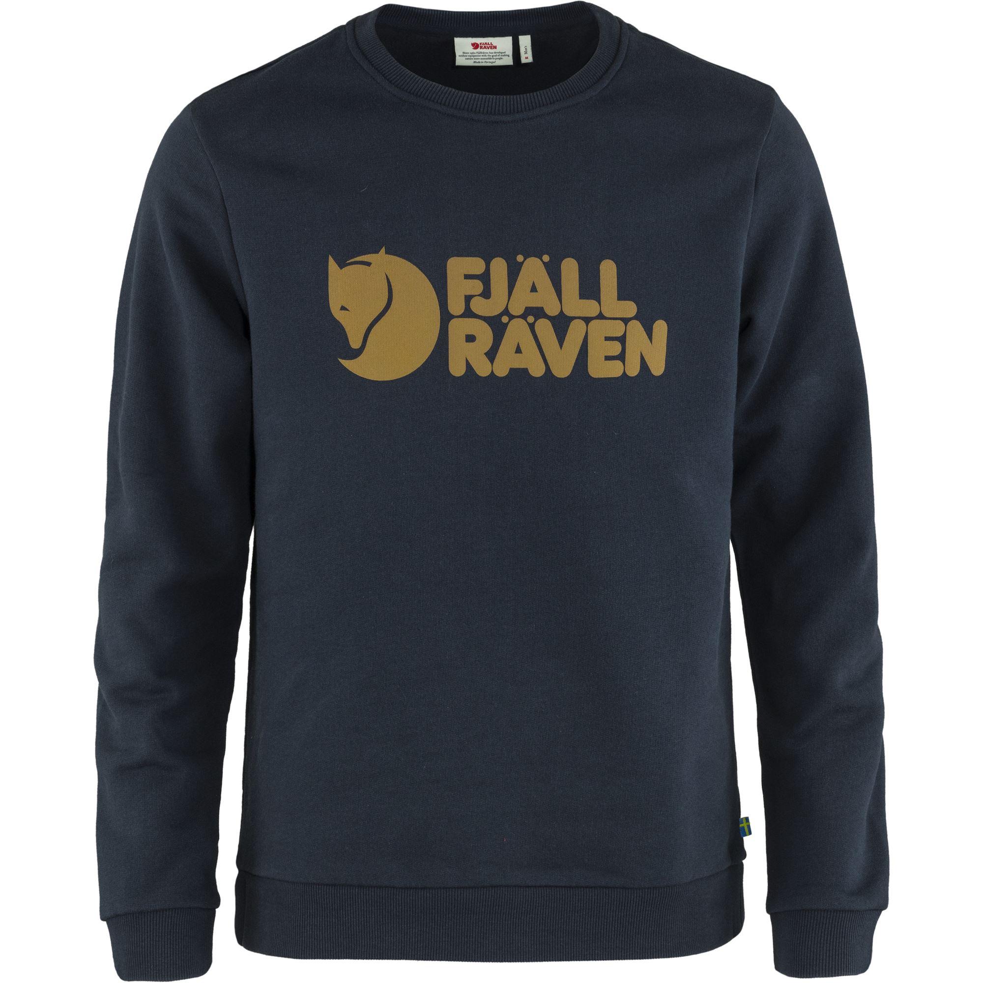 Fjällräven Logo sweatshirt